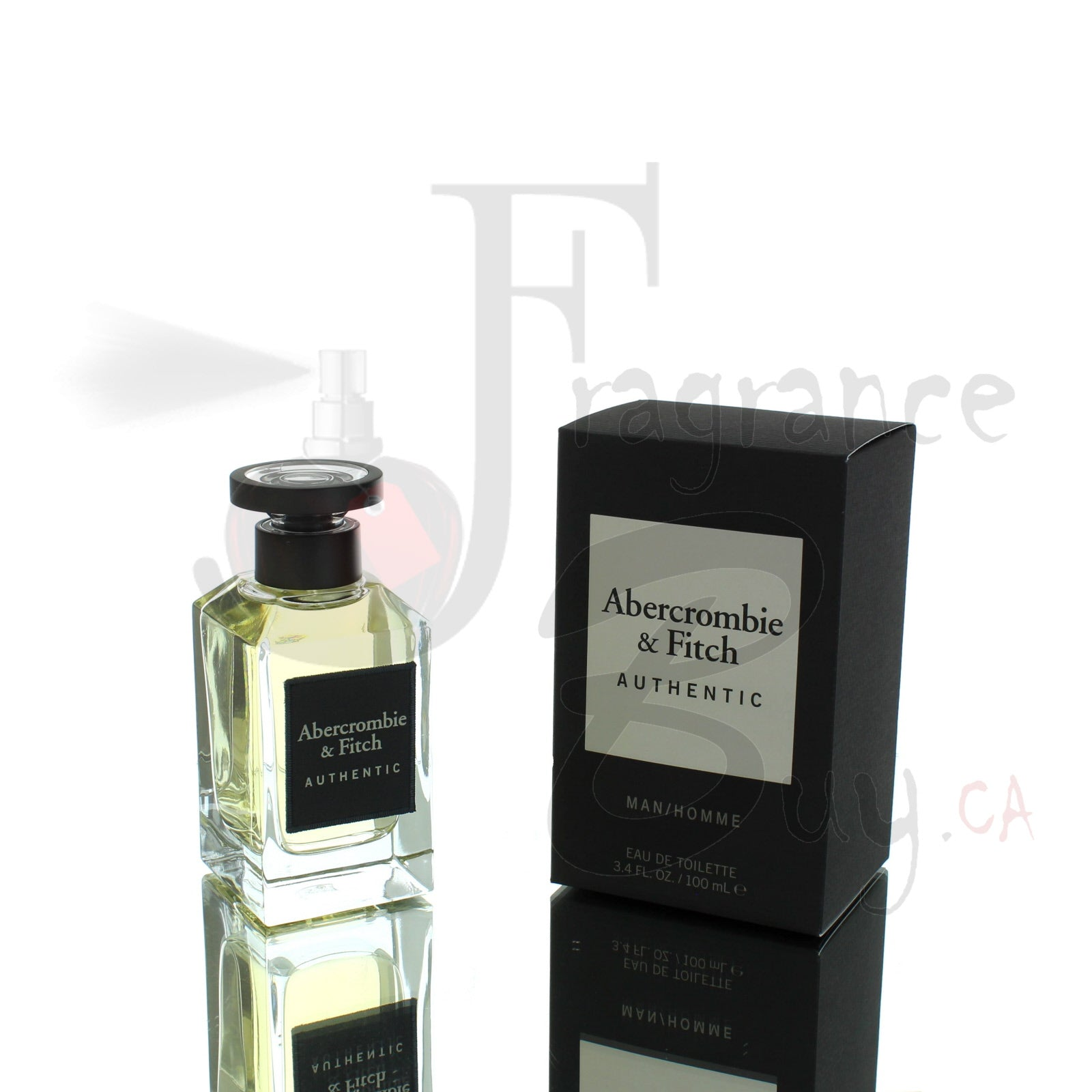 Abercrombie & Fitch Authentic For Man