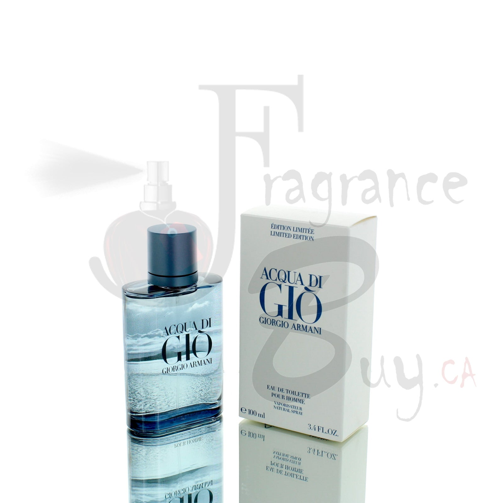 Giorgio Armani Acqua Di Gio Blue Edition For Man