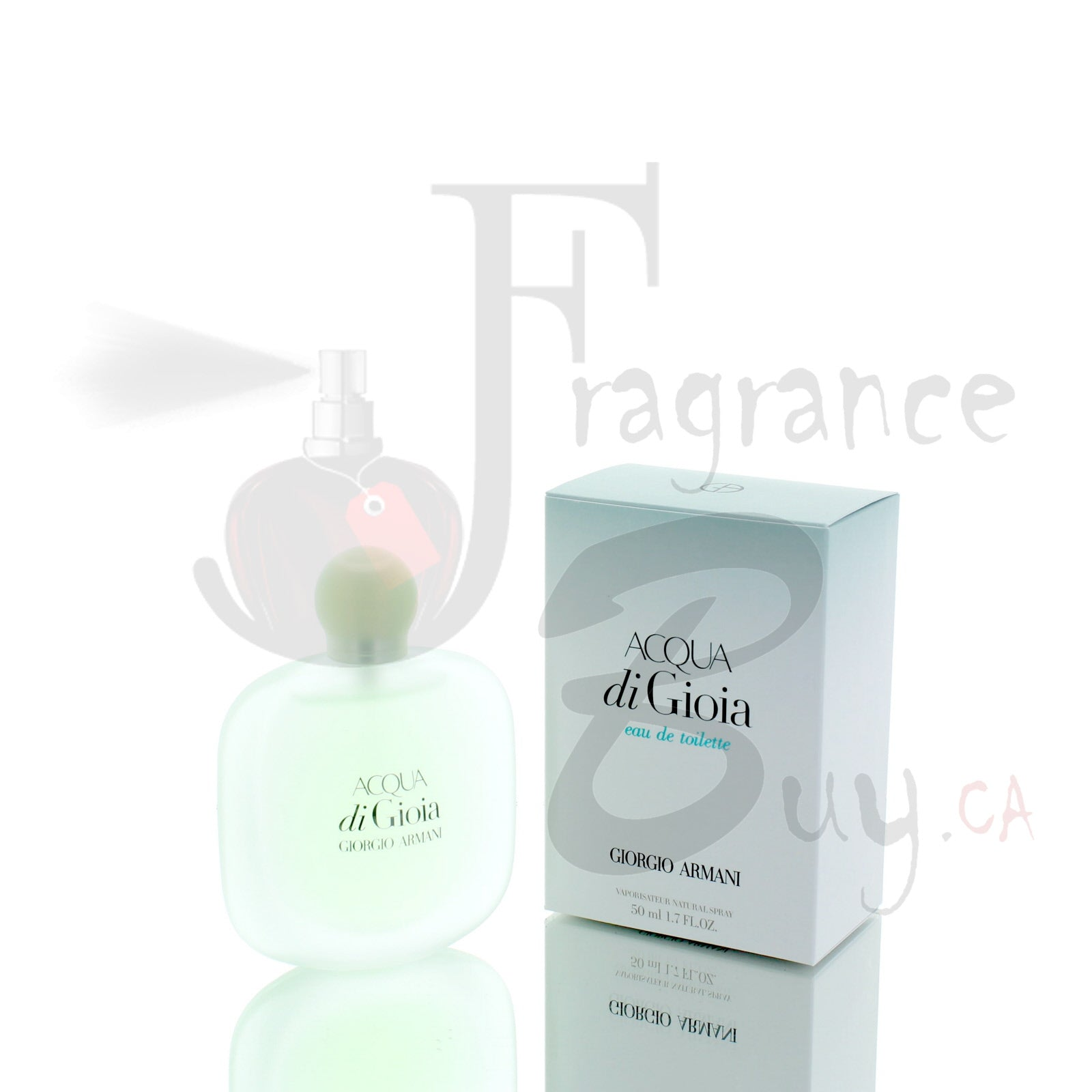 Acqua Di Gioa Eau De Toilette Edition For Woman