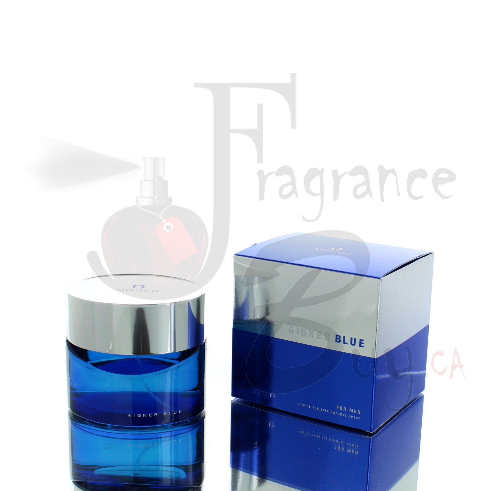 Etienne Aigner Blue For Man