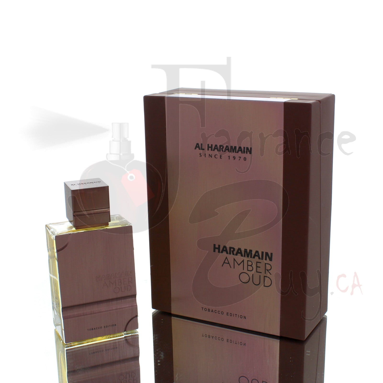 Al Haramain Amber Oud Tobacco Edition For Man