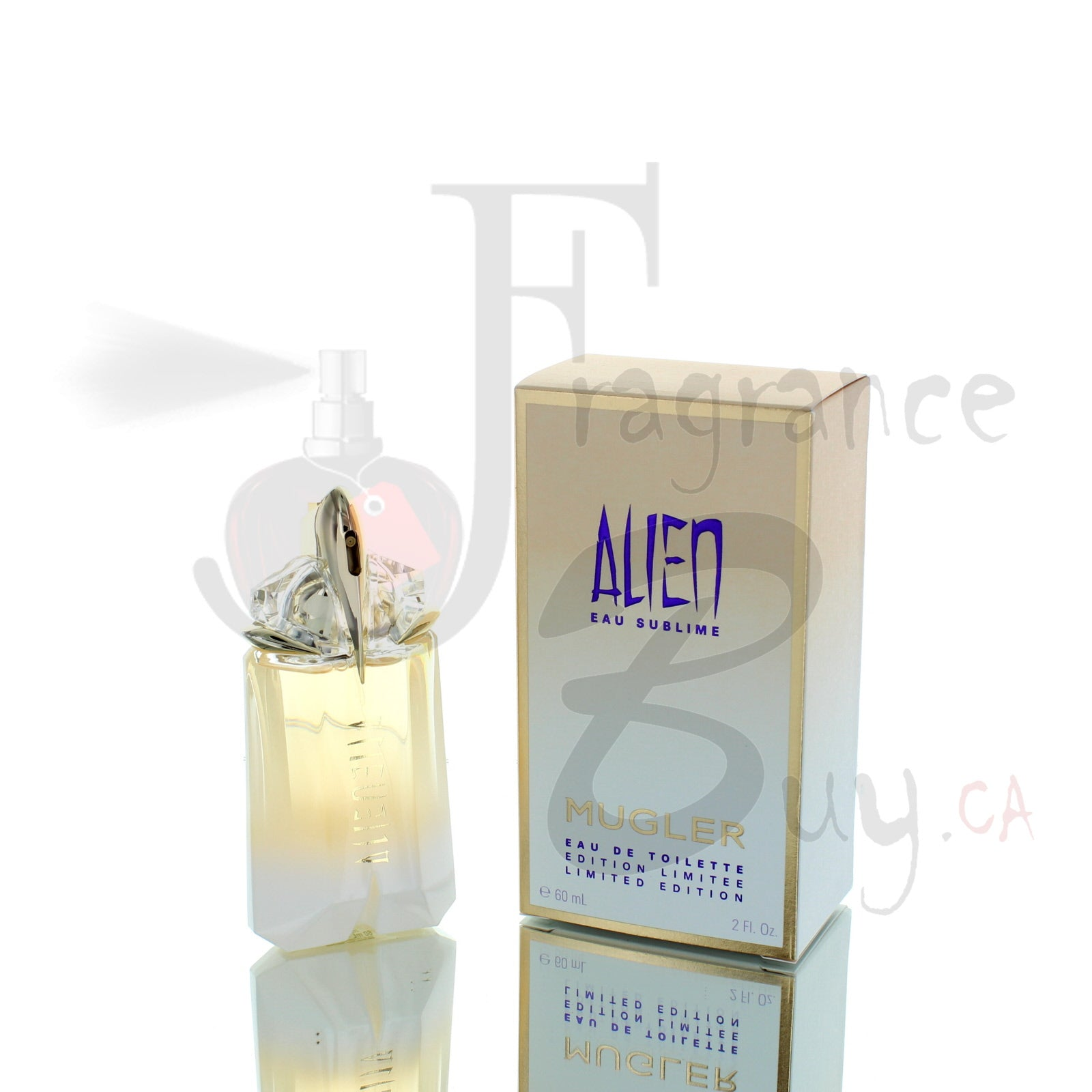 Alien Eau Sublime For Woman