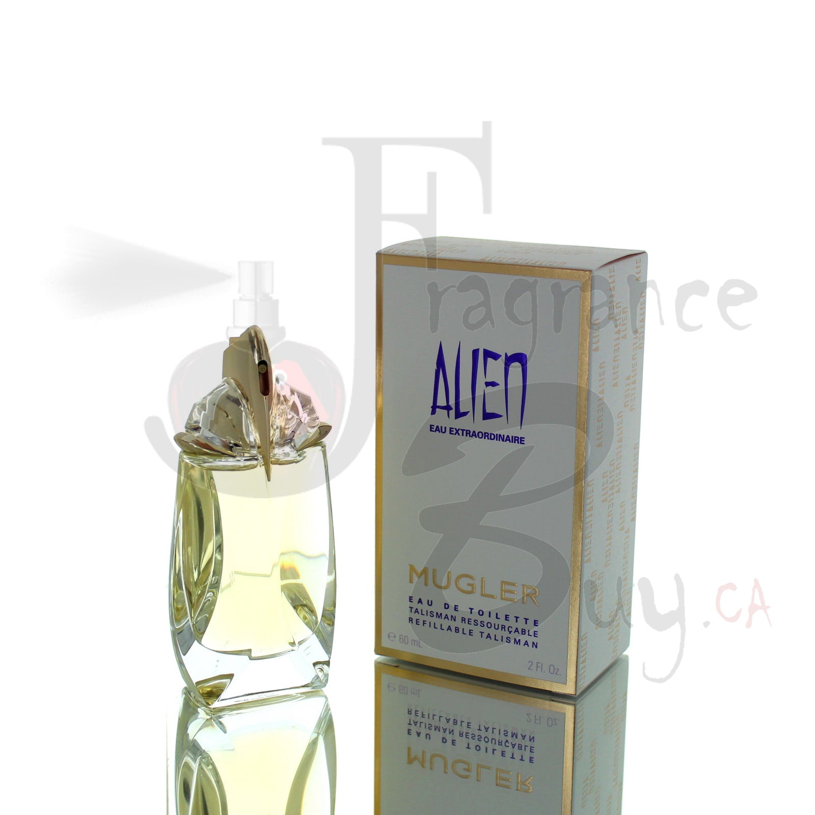 Alien Eau Extraordinaire For Woman