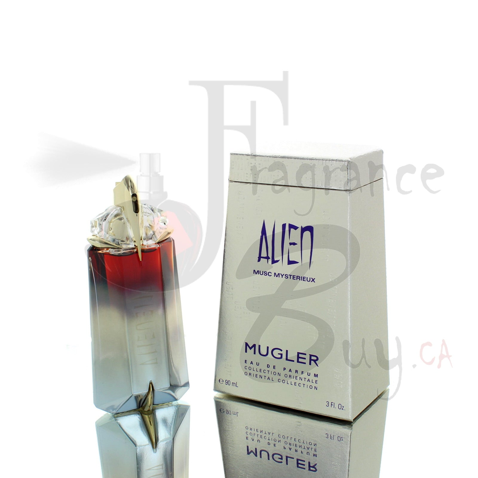 Mugler Alien Musc Mysterieux For Woman