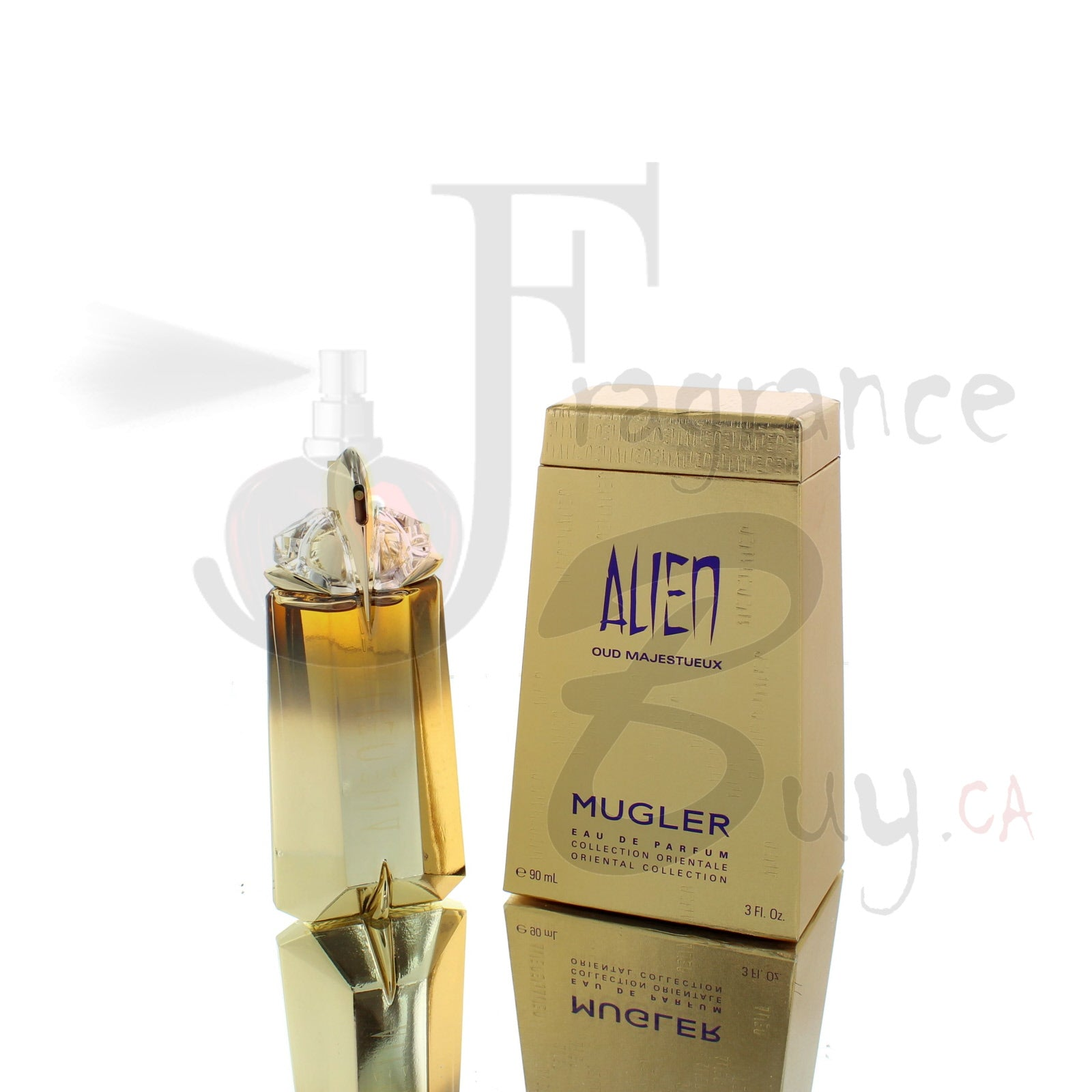 Alien Oud Majestueux For Woman