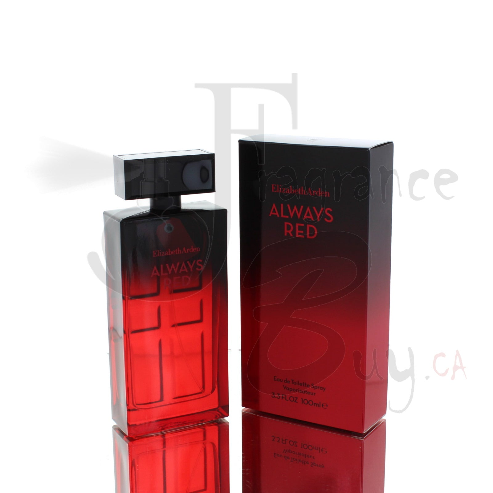 Elizabeth Arden Always Red For Woman