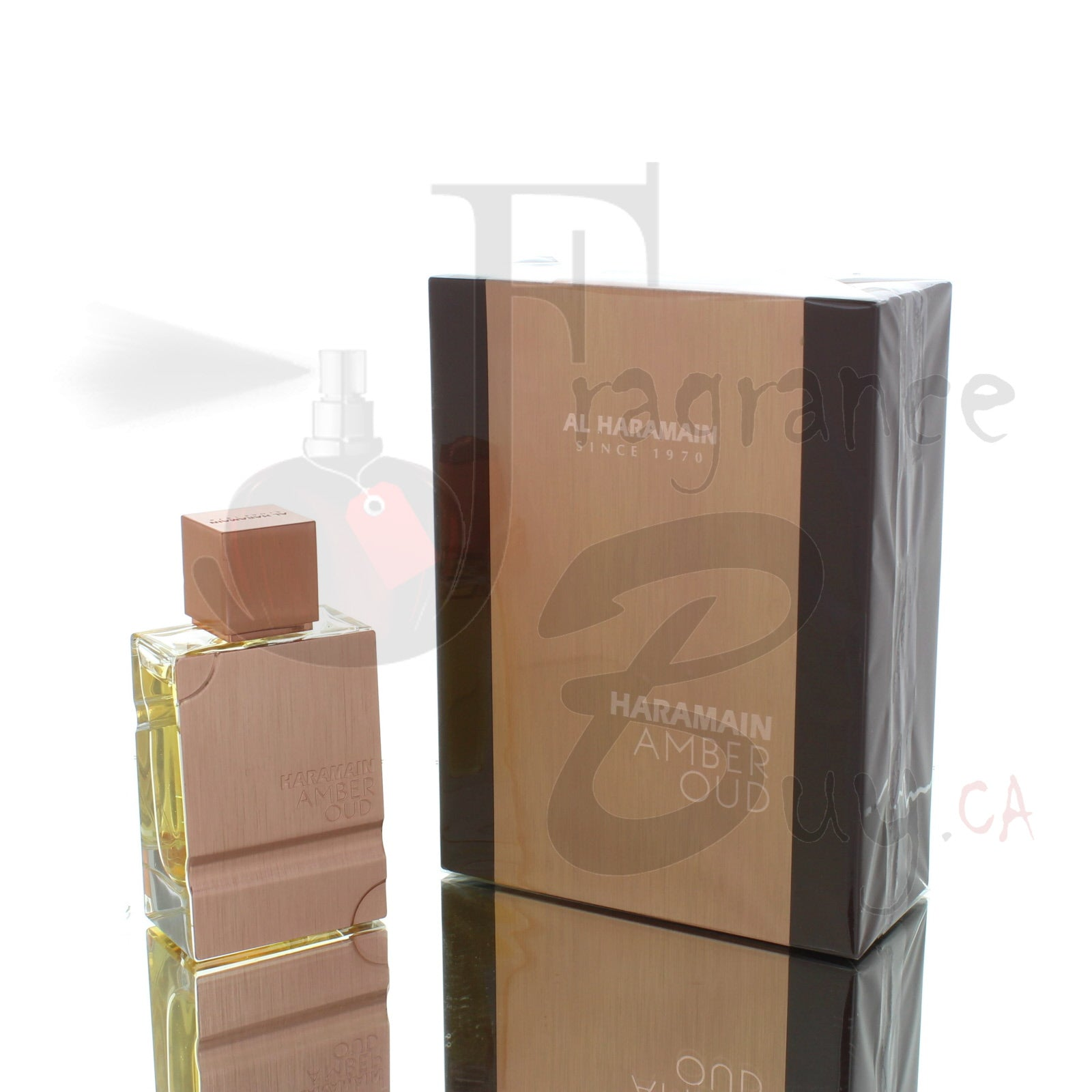 Al Haramain Amber Oud (Tobacco Vanille Clone) For Man