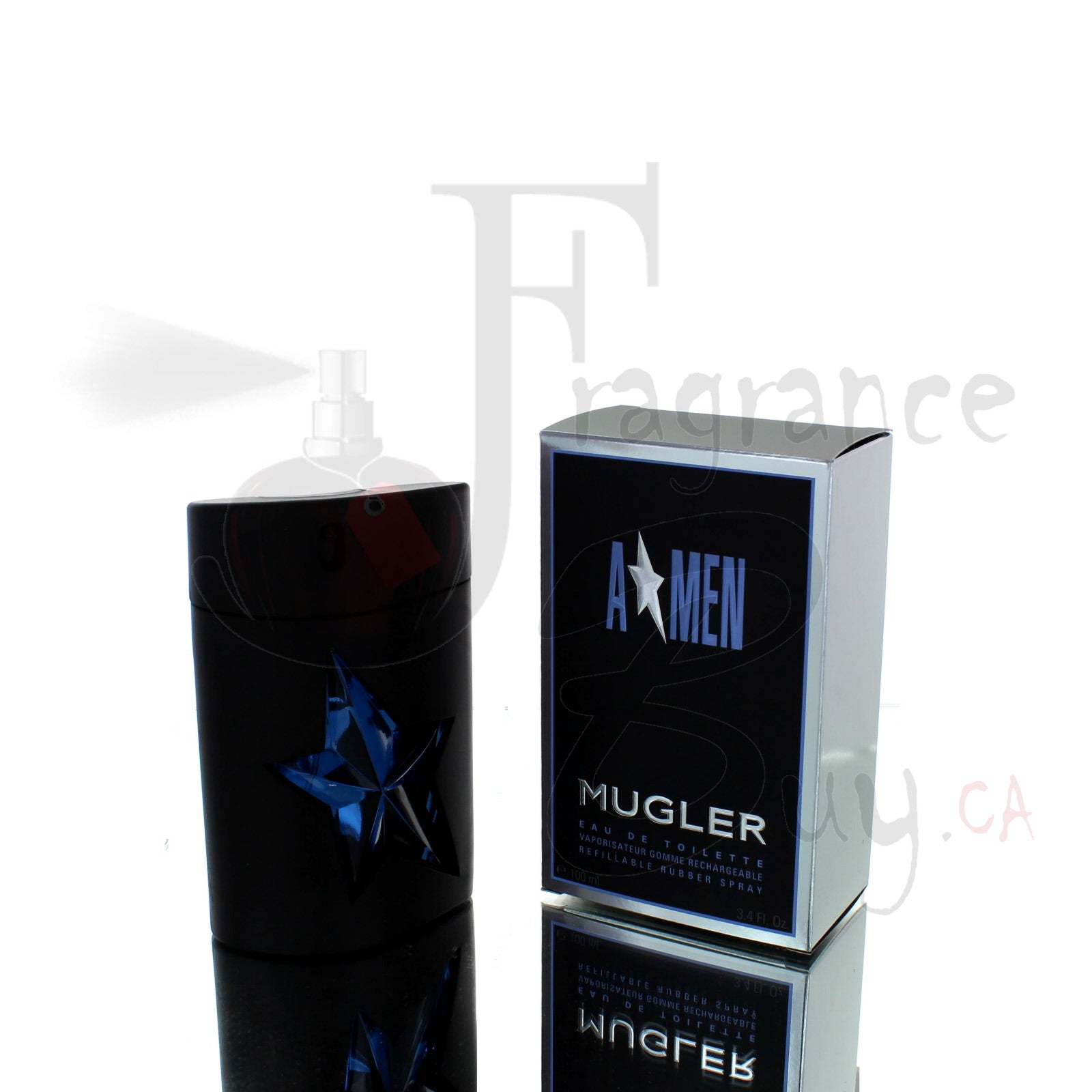 Mugler Angel For Man