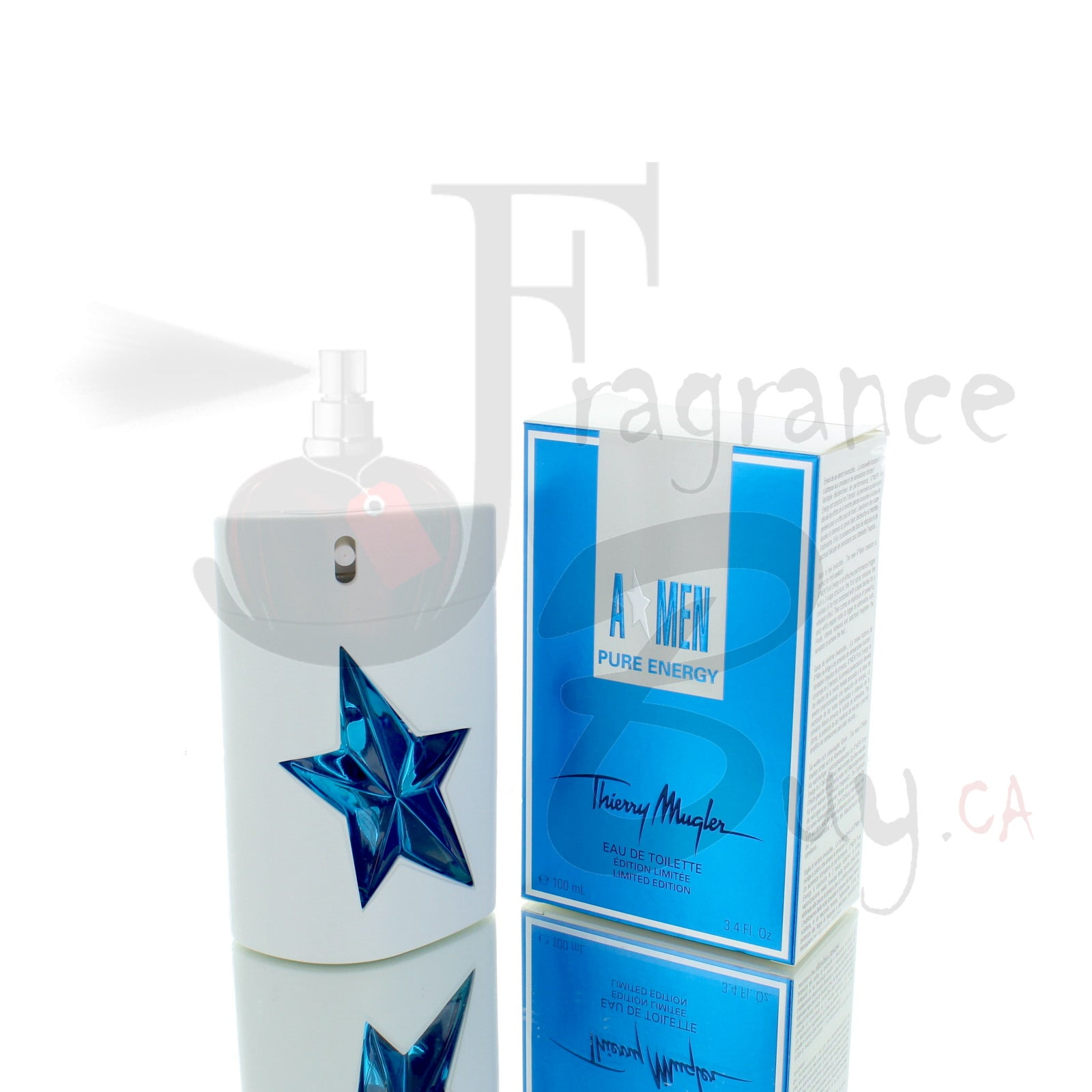 Angel A*Men Pure Energy by Thierry Mugler For Man