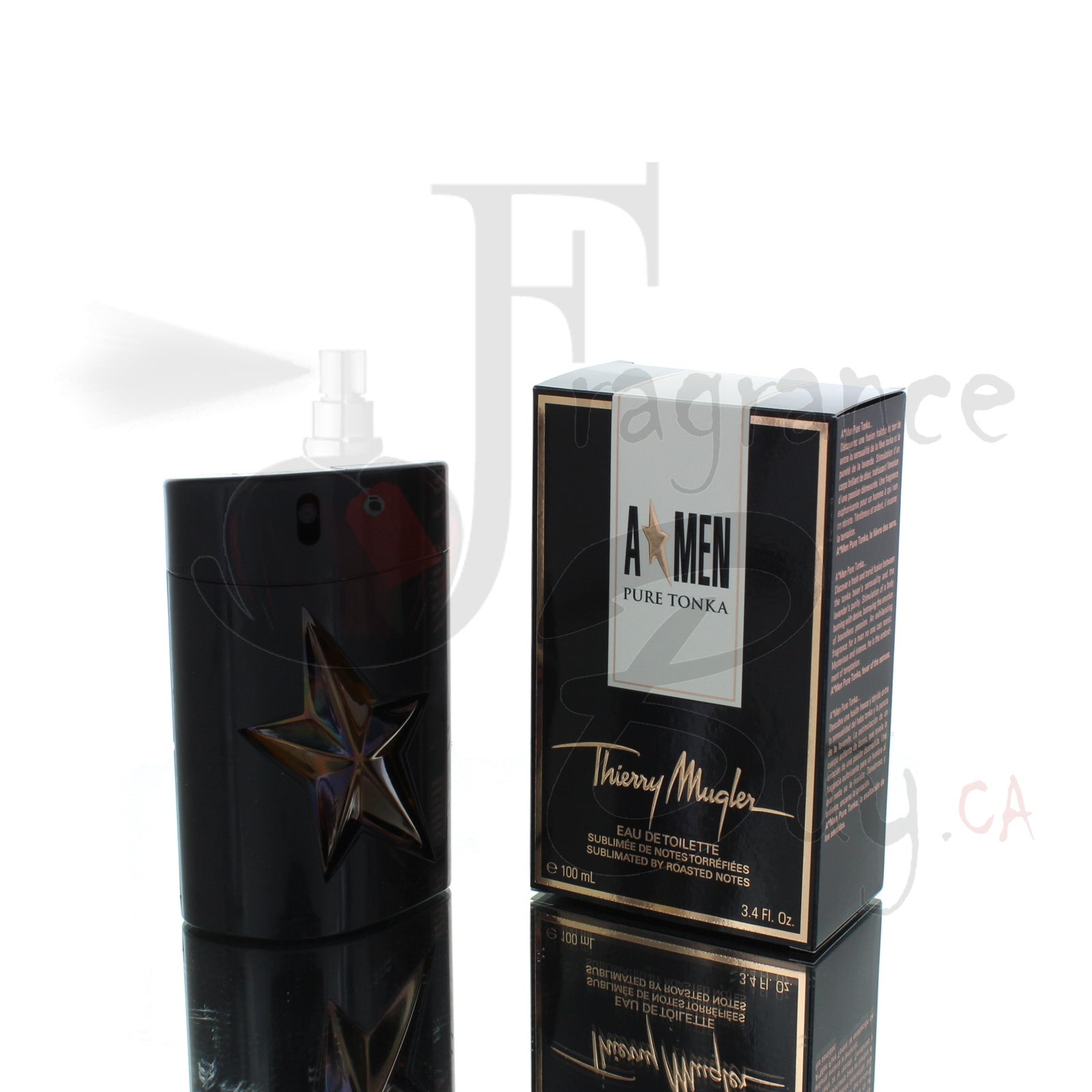 Angel A*Men Pure Tonka by Thierry Mugler For Man