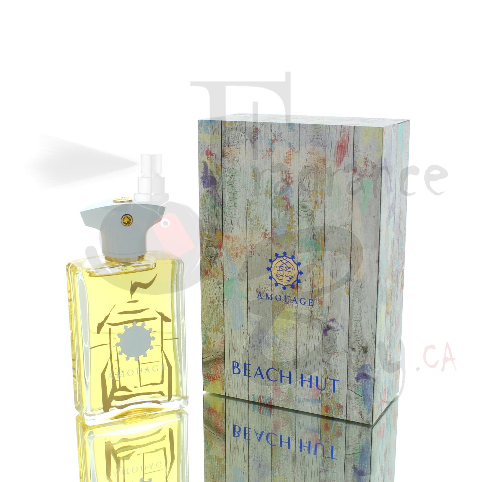 Amouage Beach Hut For Man