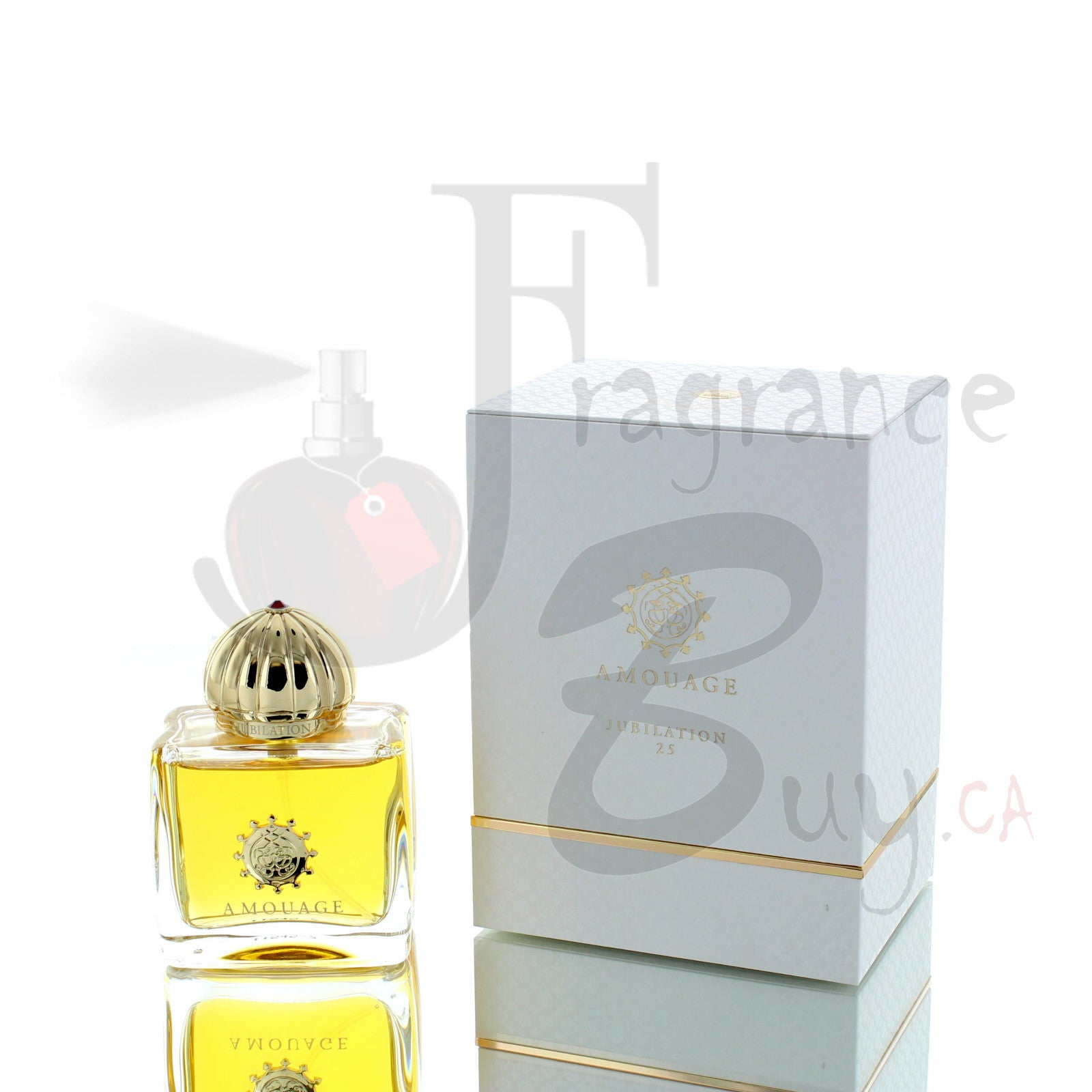 Amouage Jubilation 25 (XXV) For Woman