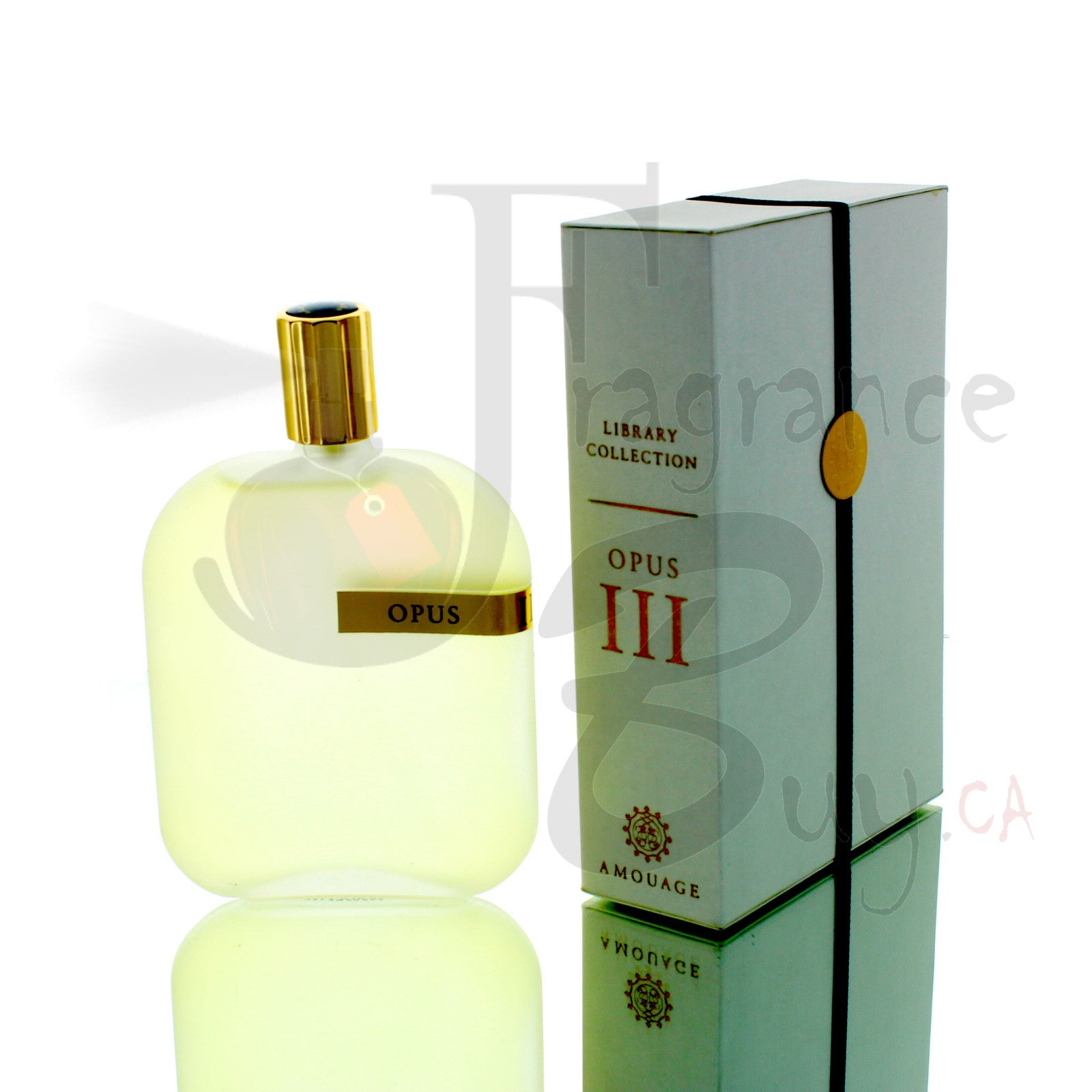 Amouage The Library Collection Opus III For Woman