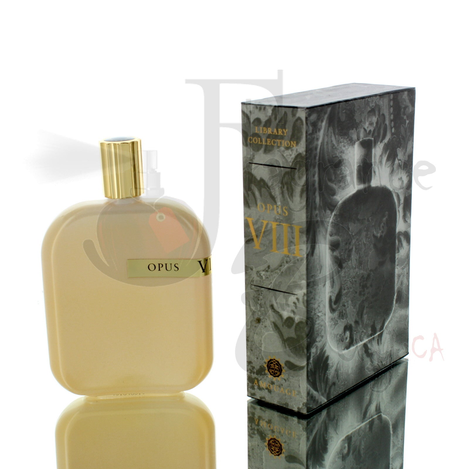 Amouage The Library Collection Opus VIII For Woman
