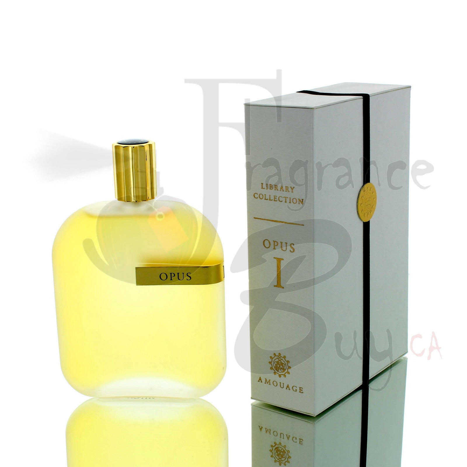 Amouage The Library Collection Opus I For Woman