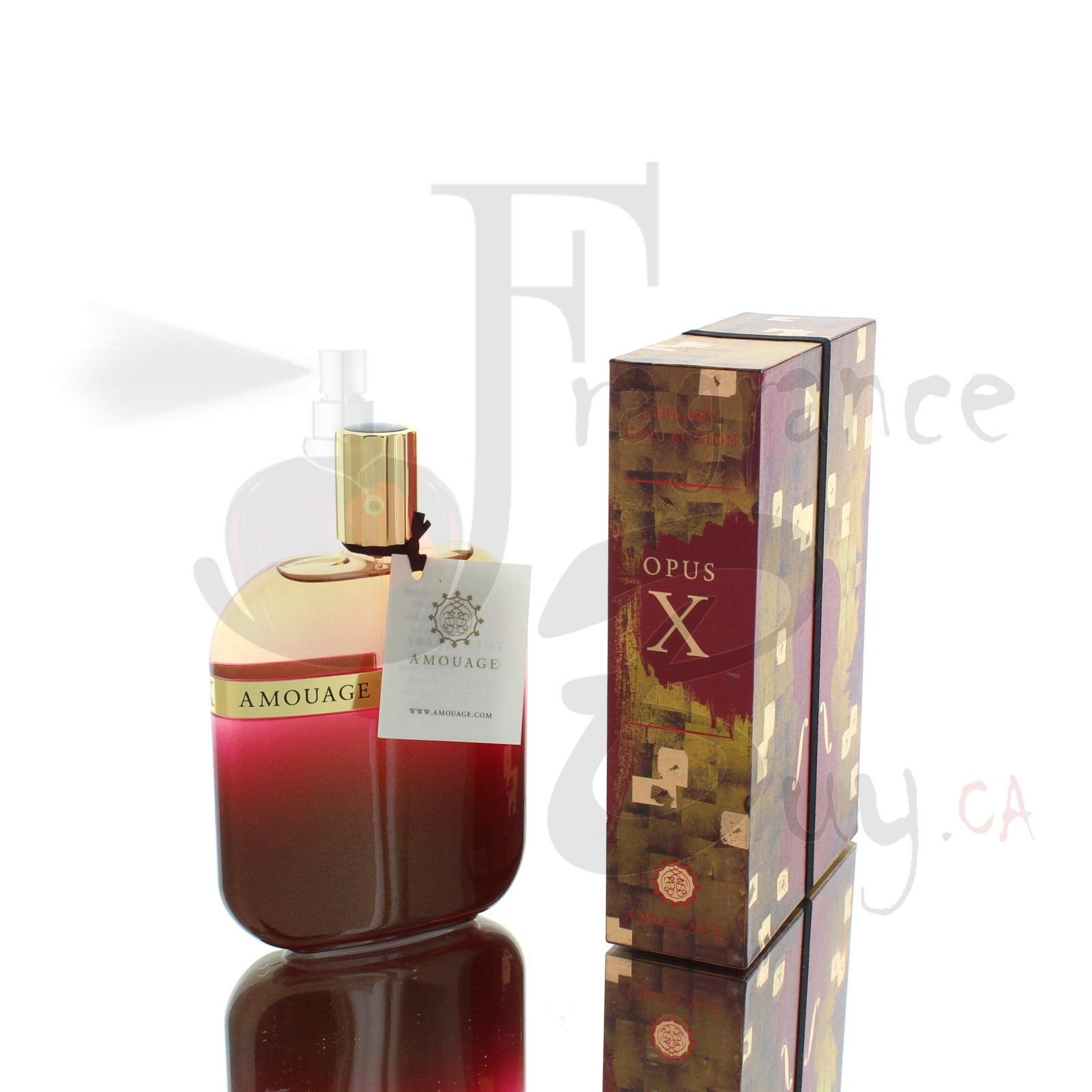 Amouage Opus X For Man/Woman