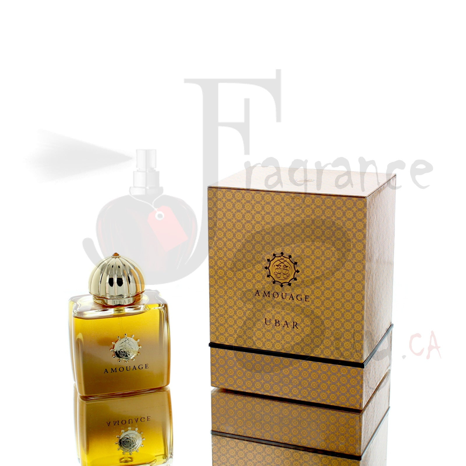 Amouage Ubar For Woman