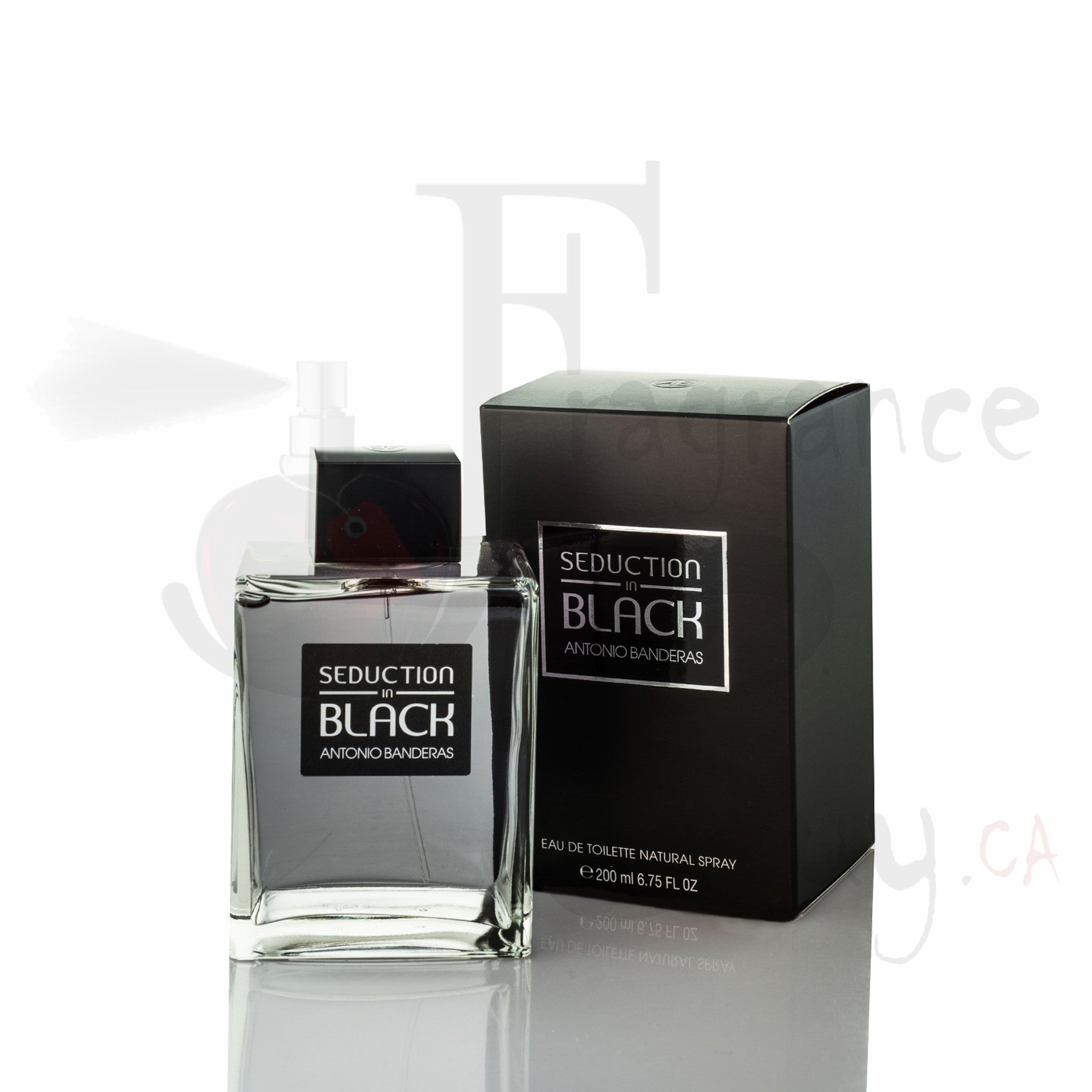 Antonio Banderas Seduction Black For Man