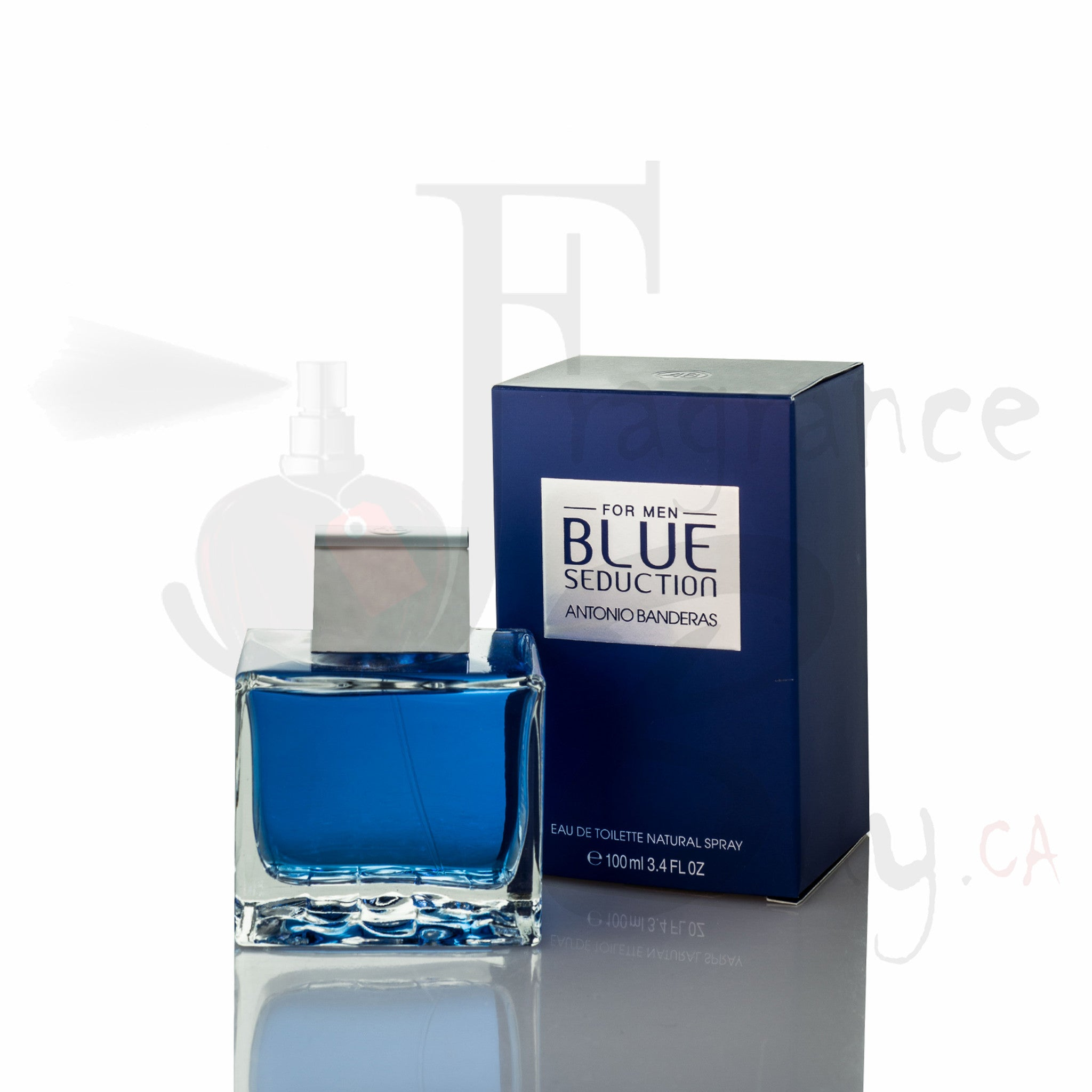 Antonio Banderas Blue Seduction For Man