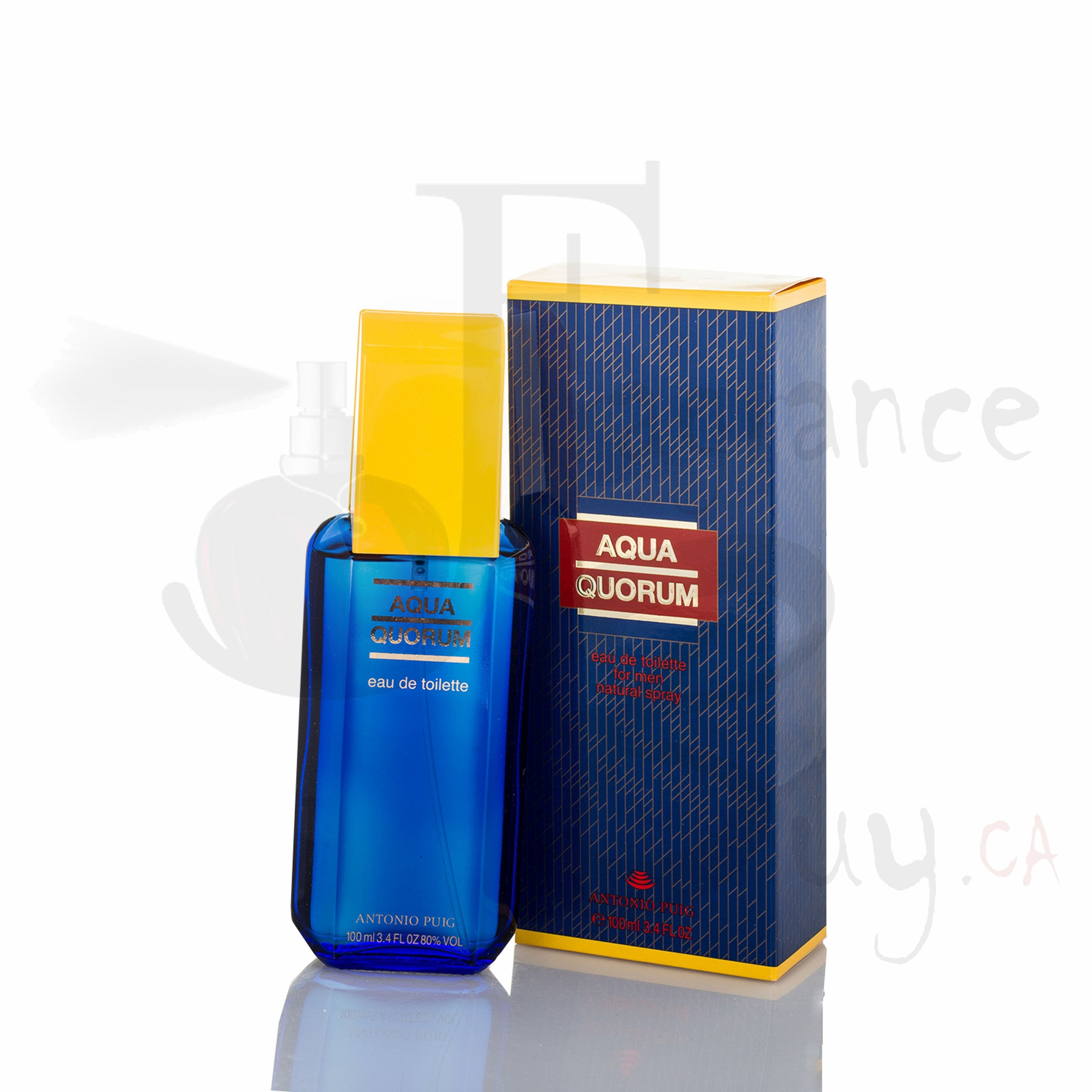 Antonio Puig Aqua Quorum Cologne Man