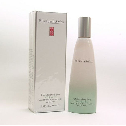 Elizabeth Arden Au De Vert Replenishing Body Spray With Green Tea For Woman