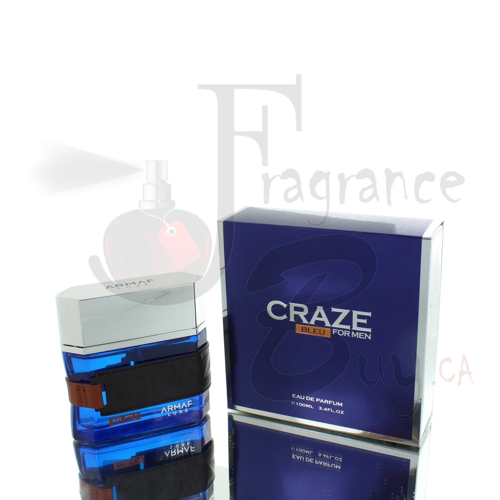 Armaf Craze Edition Bleu For Man