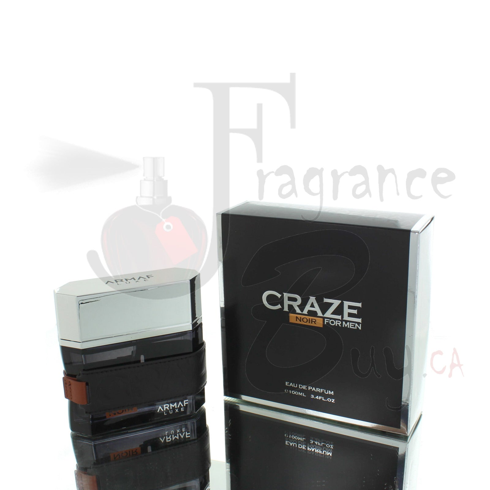 Armaf Craze NOIR Edition For Man