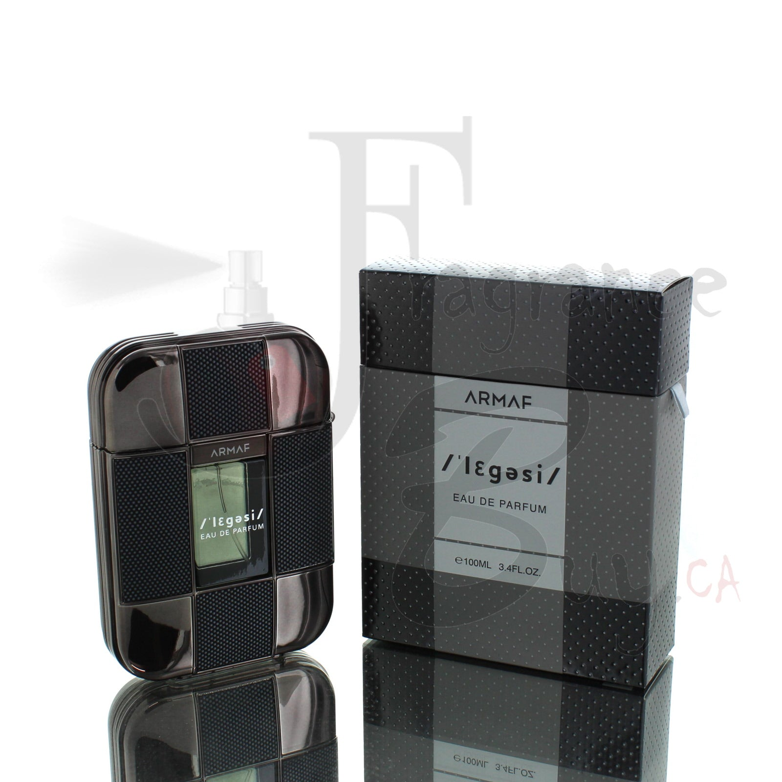 Armaf Legasi (Platinum Egoiste Twist) For Man