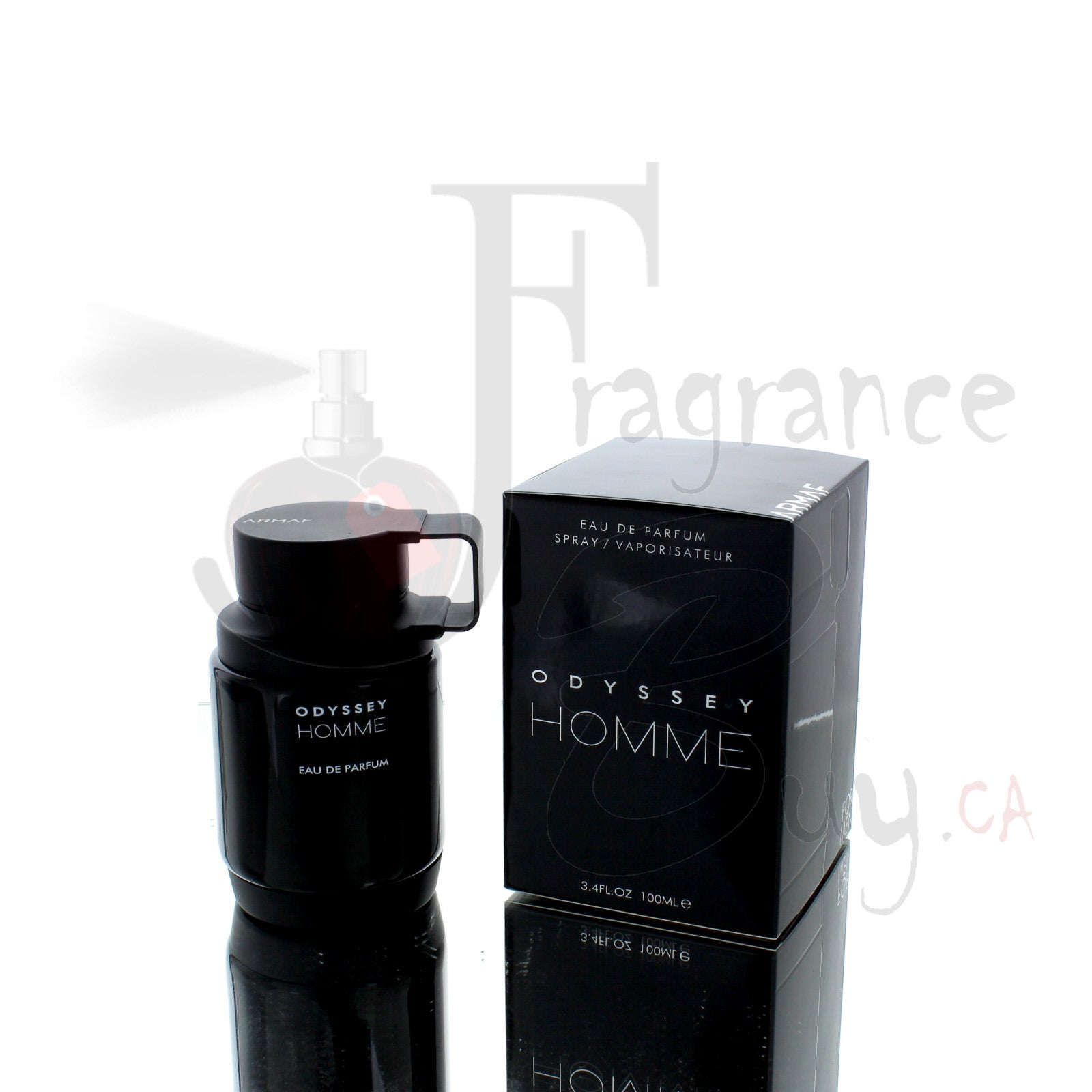 Armaf Odyssey Homme (DHI meets VUI meets Noir Extreme meets L'homme Intense Twist) For Man