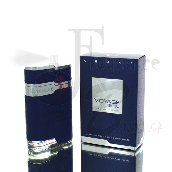 Armaf Voyage Bleu (Ultimate Bleu EDP Twist) For Man