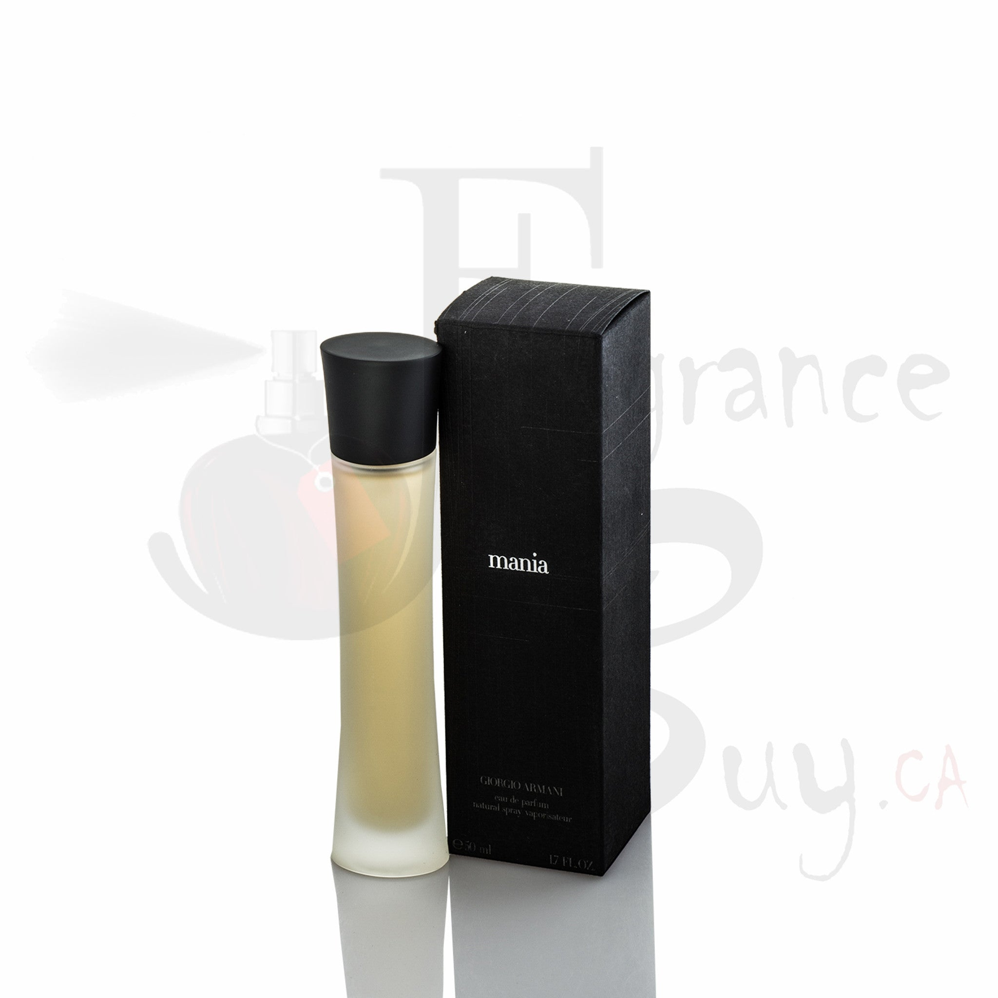 Armani Mania (Vintage Black Box) For Woman