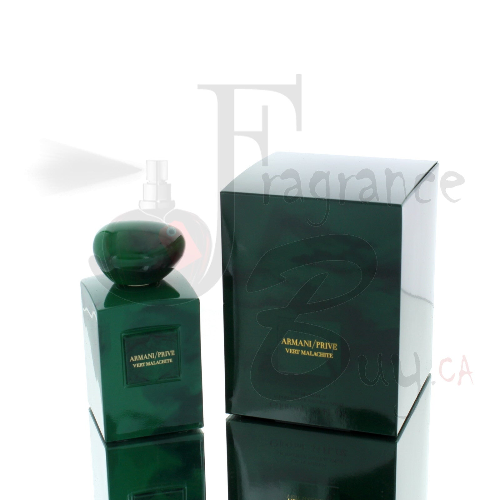 Giorgio Armani Prive Vert Malachite For Man