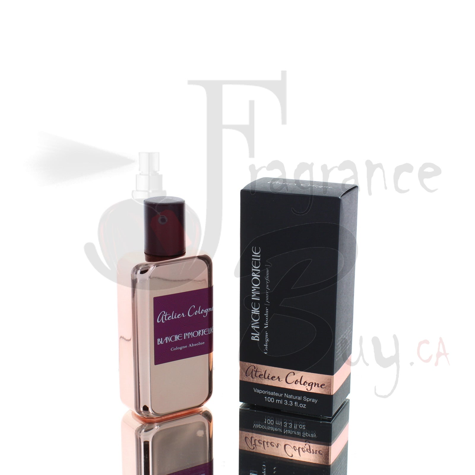 Atelier Blanche Immortelle For Woman