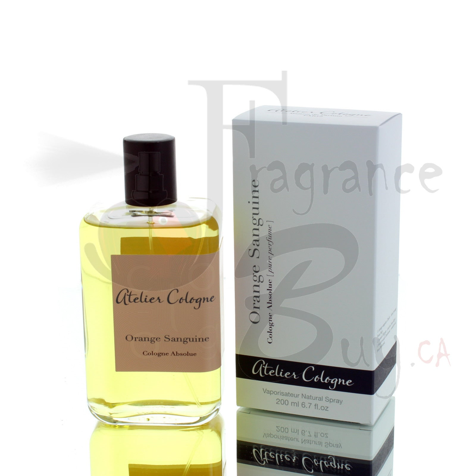Atelier Orange Sanguine For Man