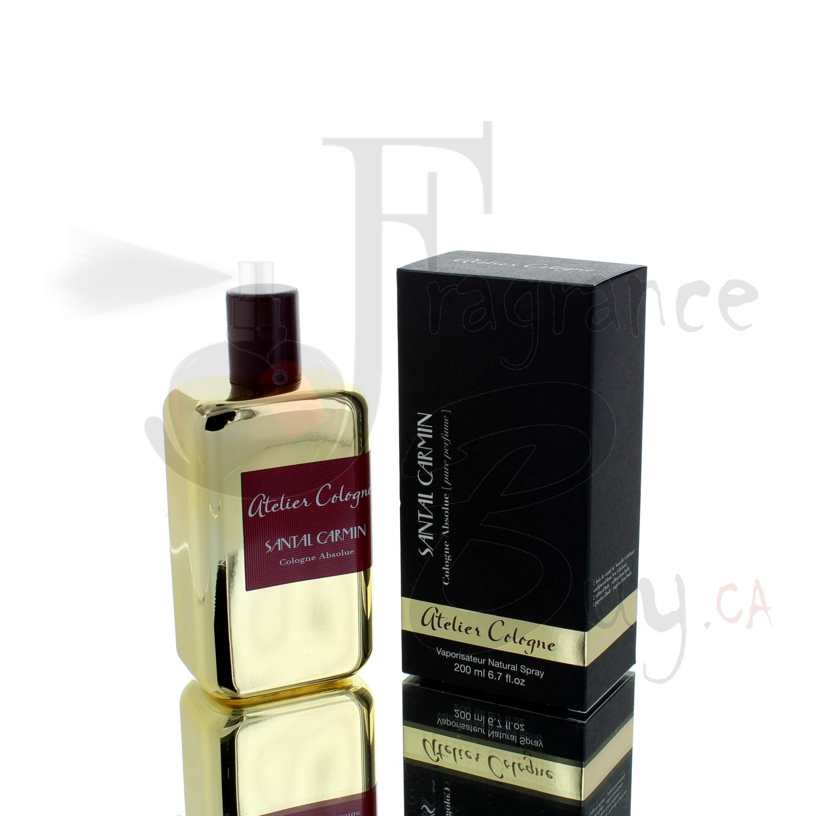 Atelier Santal Carmin For Man/Woman