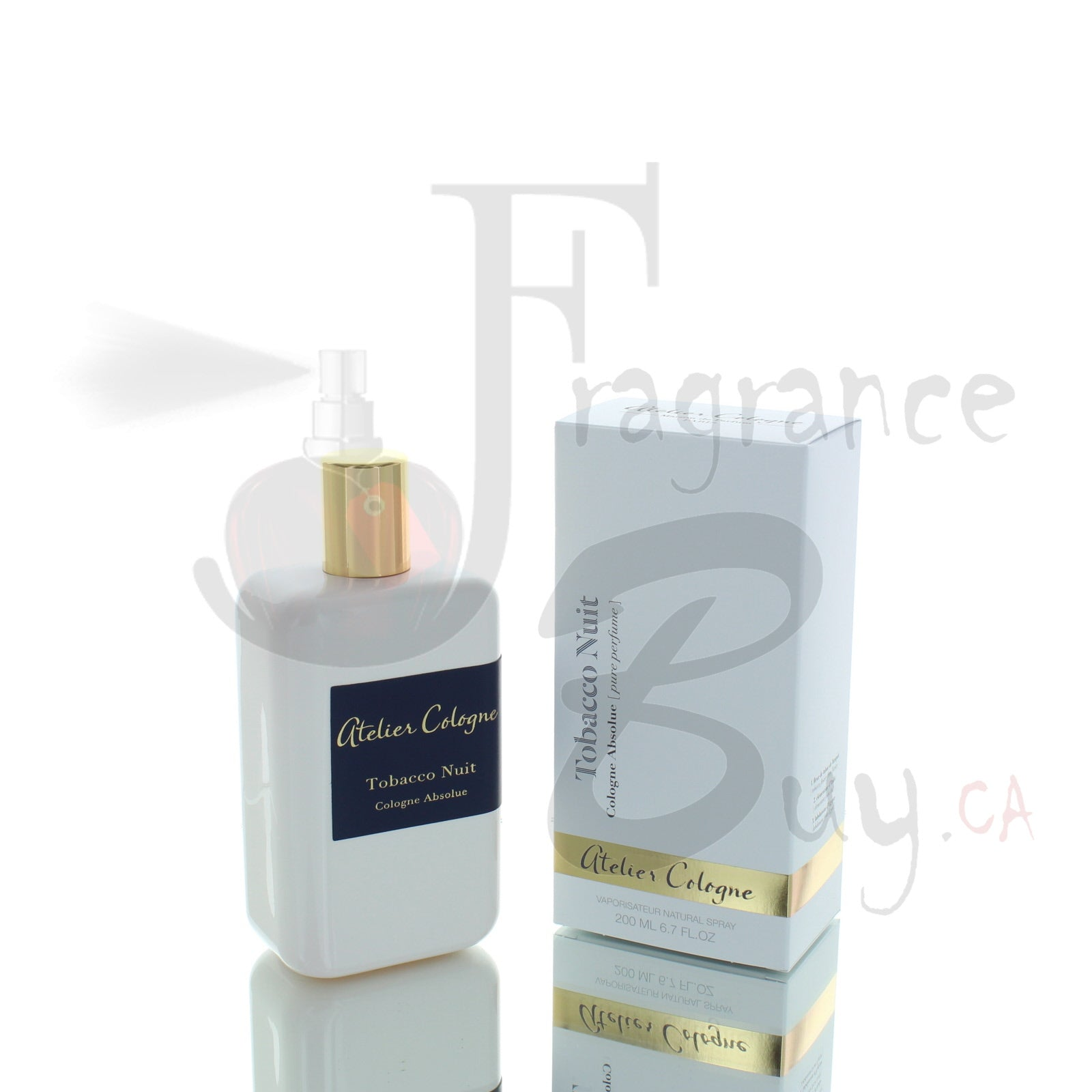 Atelier Tobacco Nuit For Man/Woman