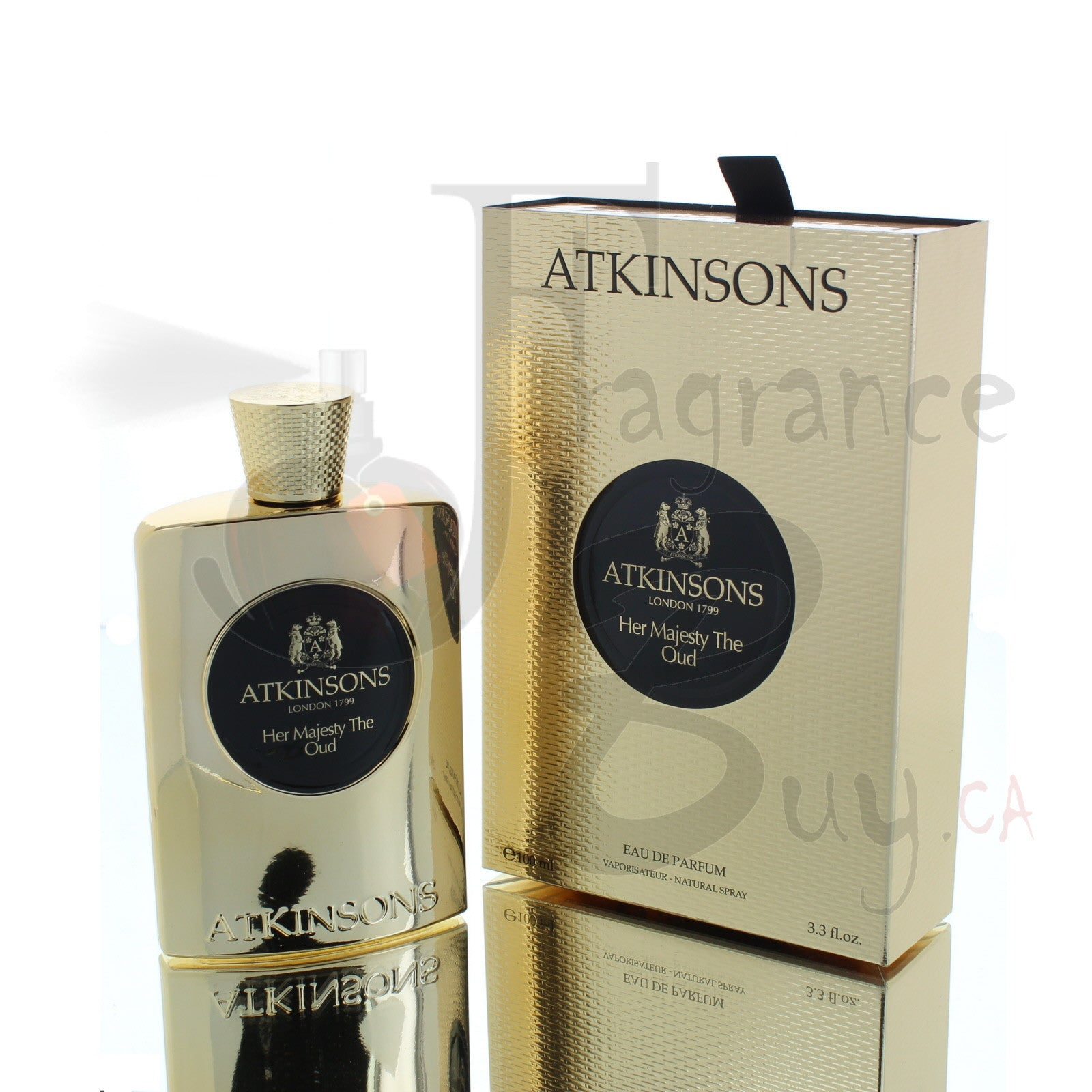Atkinsons Her Majesty The Oud For Woman