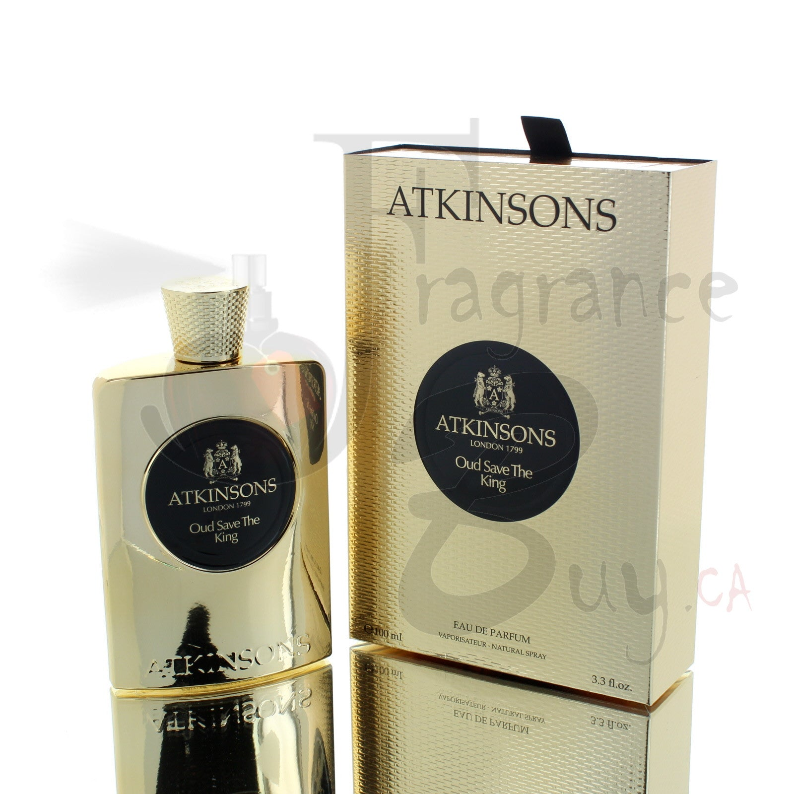 Atkinsons Oud Save The King For Man
