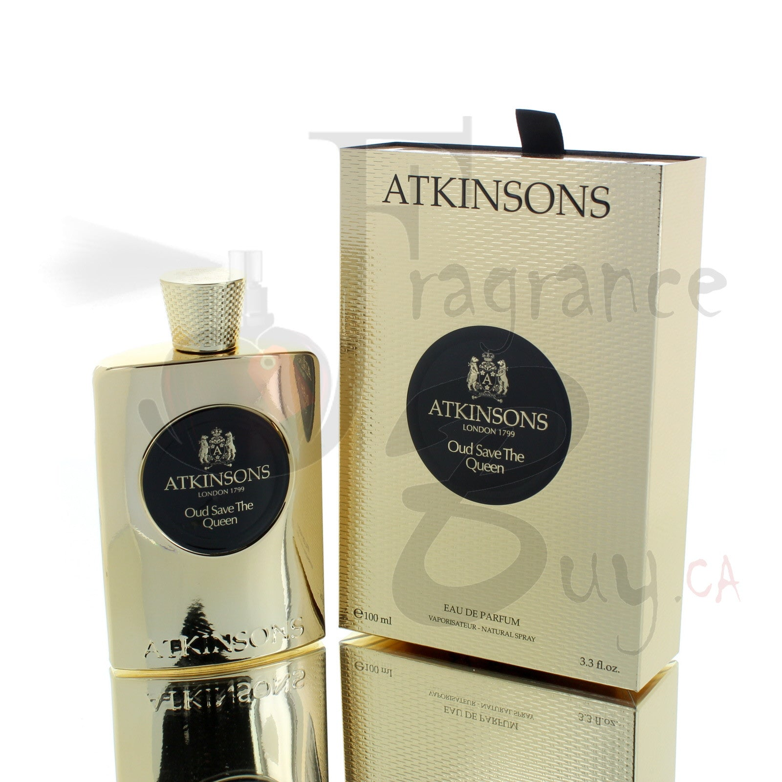 Atkinsons Oud Save The Queen For Woman