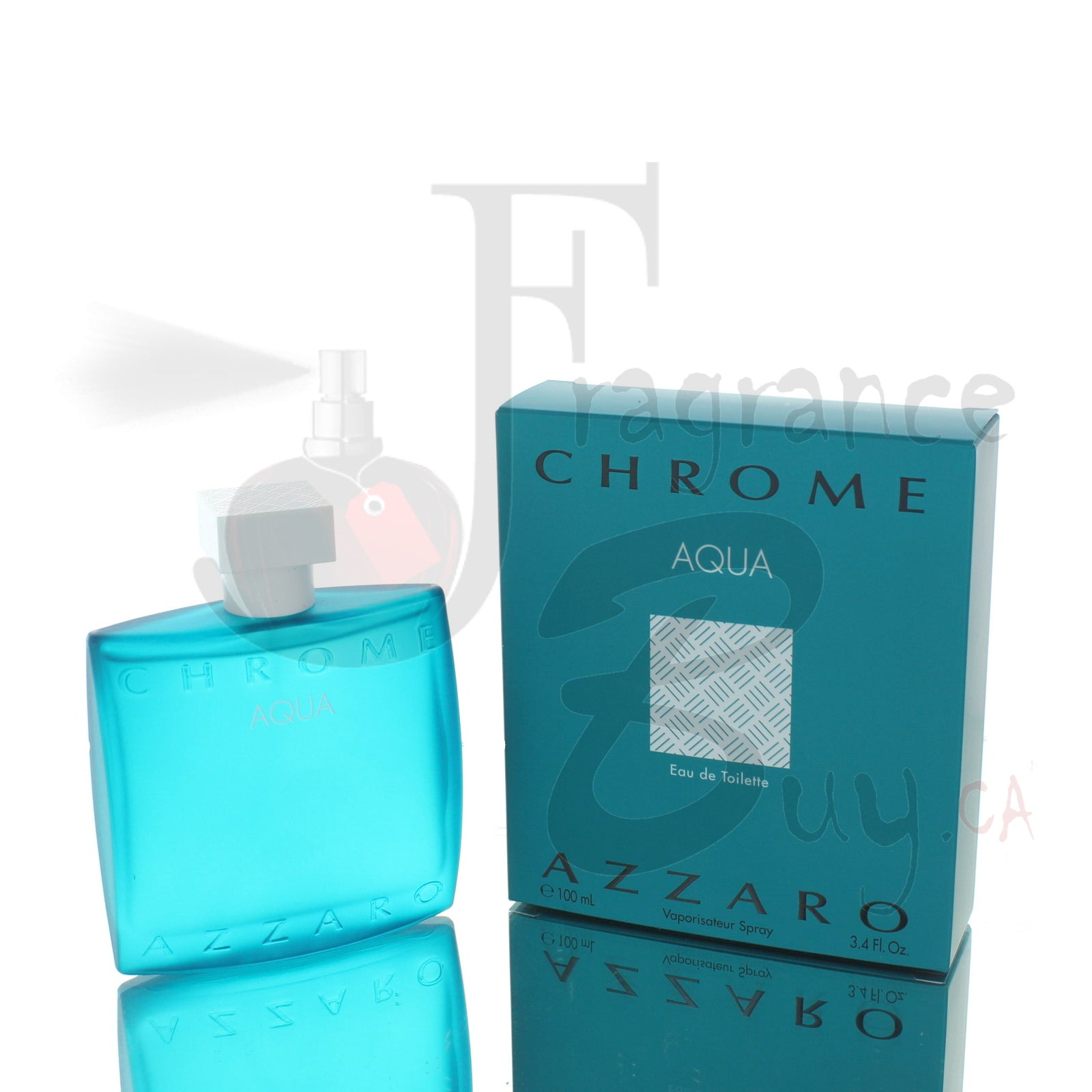 Azzaro Chrome Aqua For Man