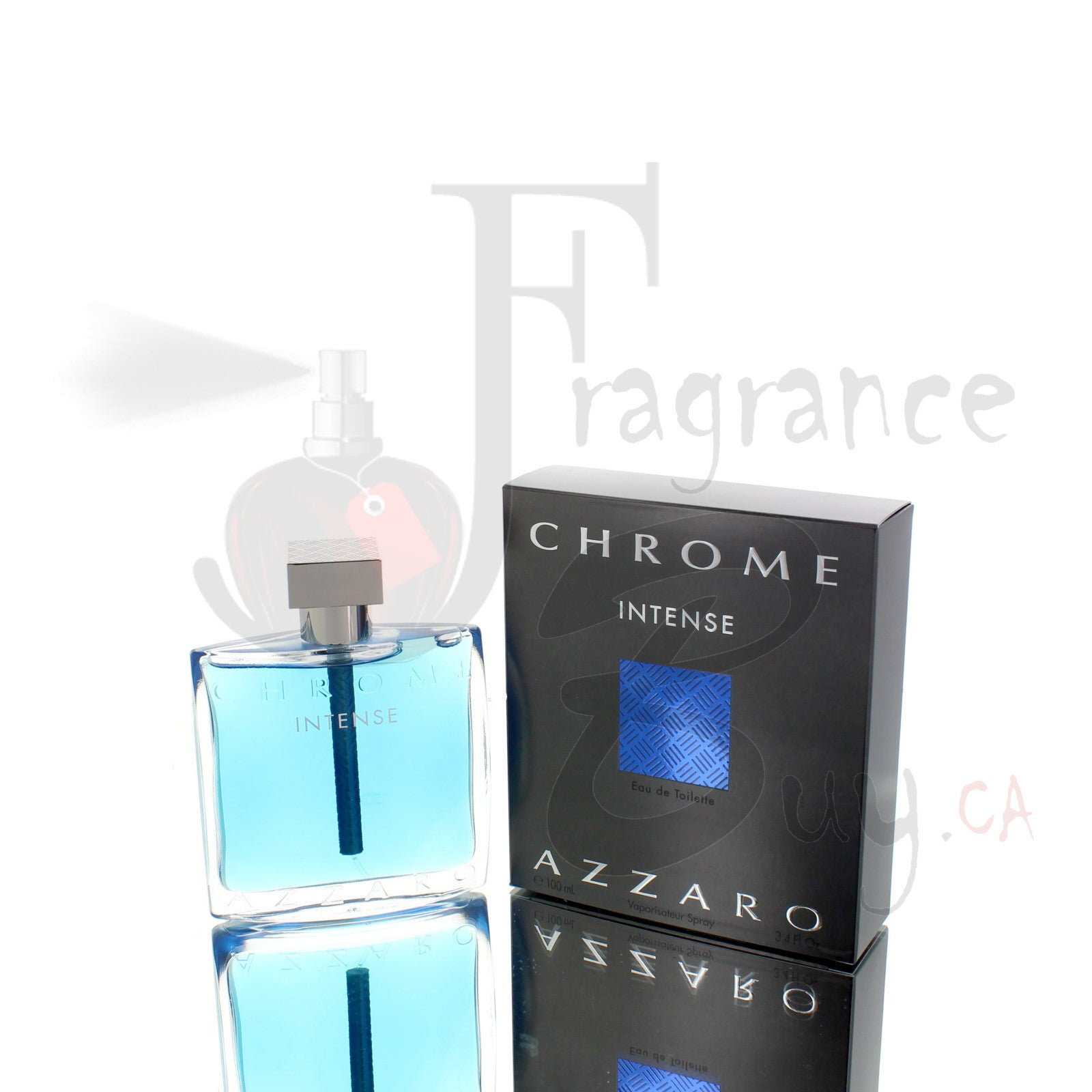 Azzaro Chrome INTENSE For Man
