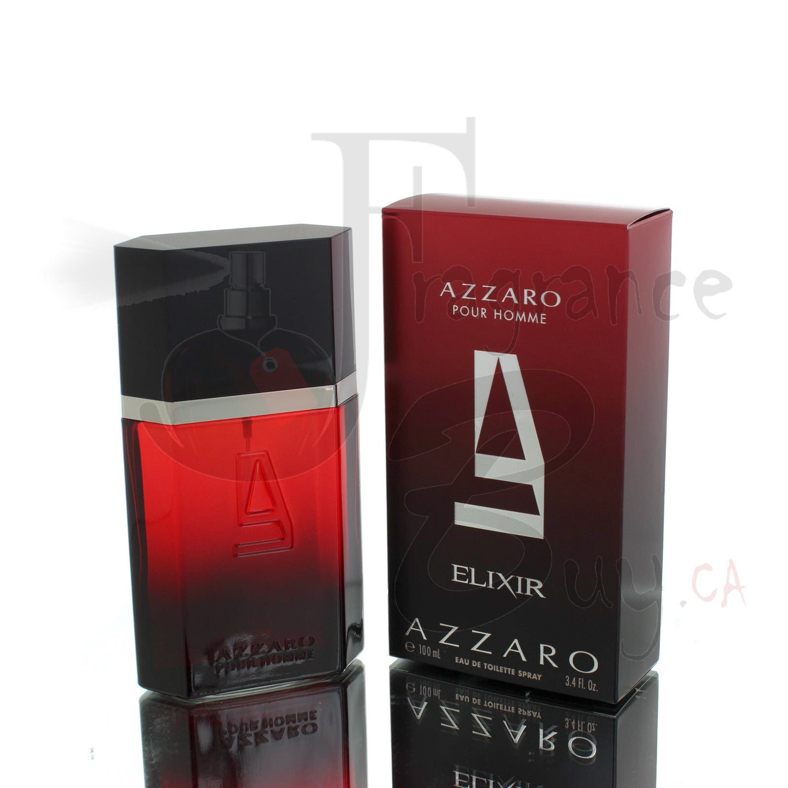 Azzaro Elixir For Man