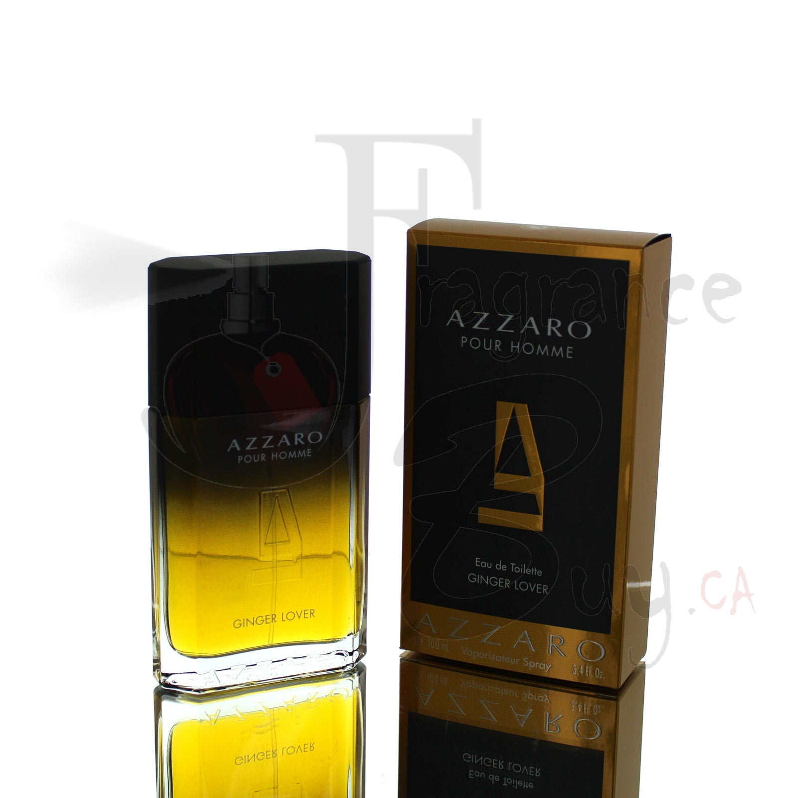 Azzaro Pour Homme Ginger Lover For Man