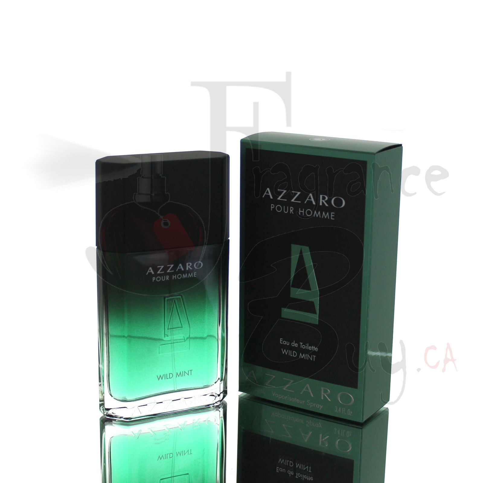 Azzaro Pour Homme Wild Mint For Man