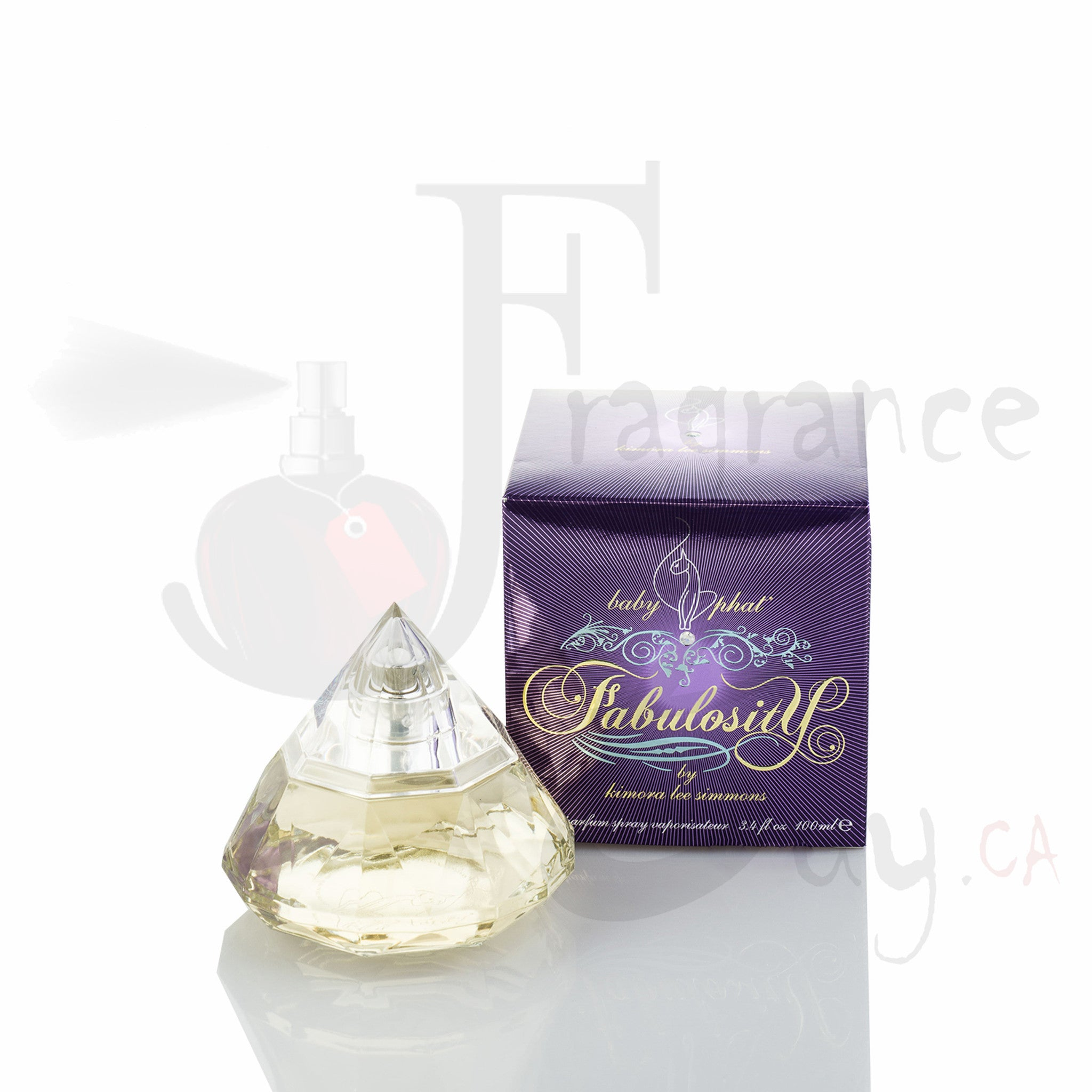 Baby Phat Fabulosity For Woman
