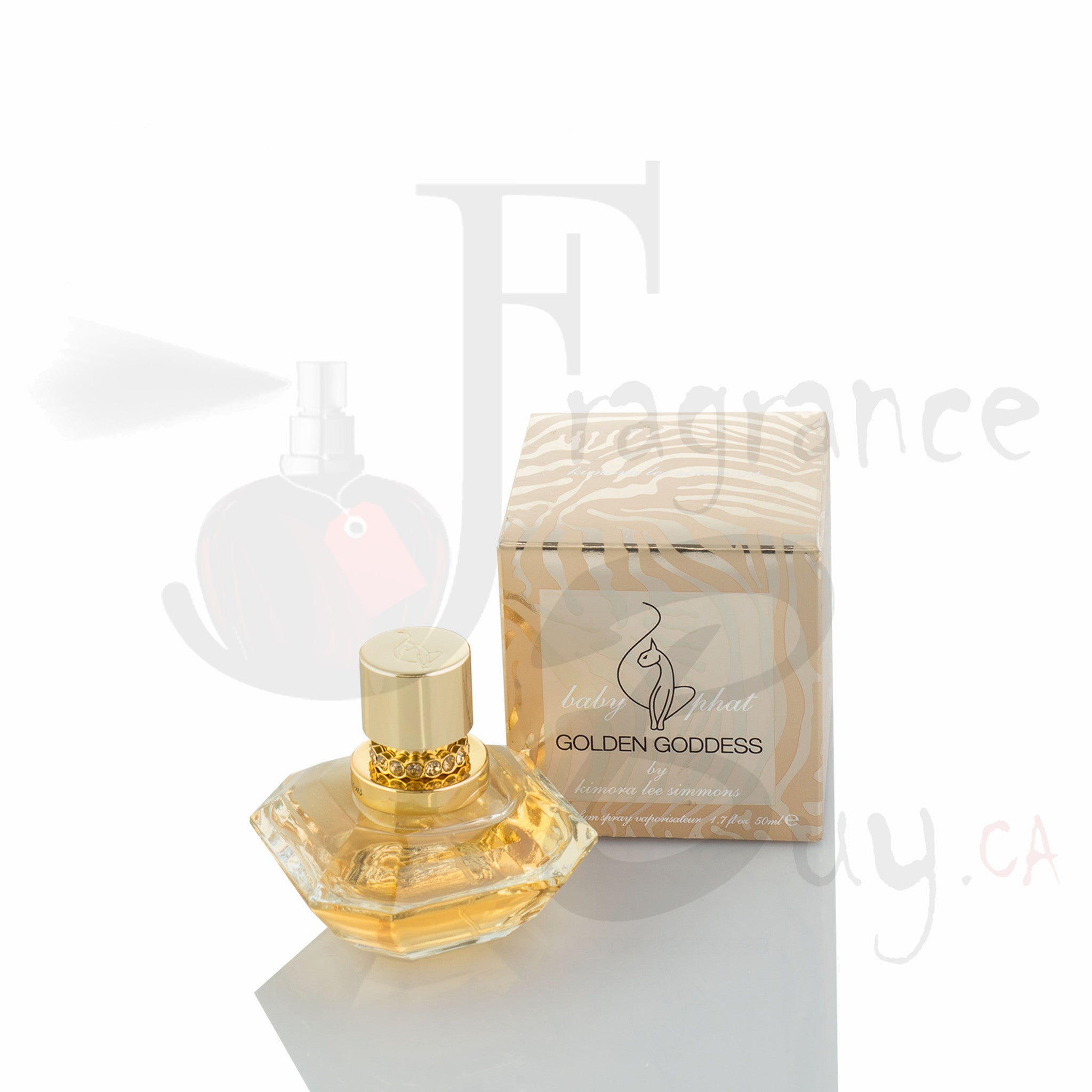 Baby Phat Golden Goddess For Woman