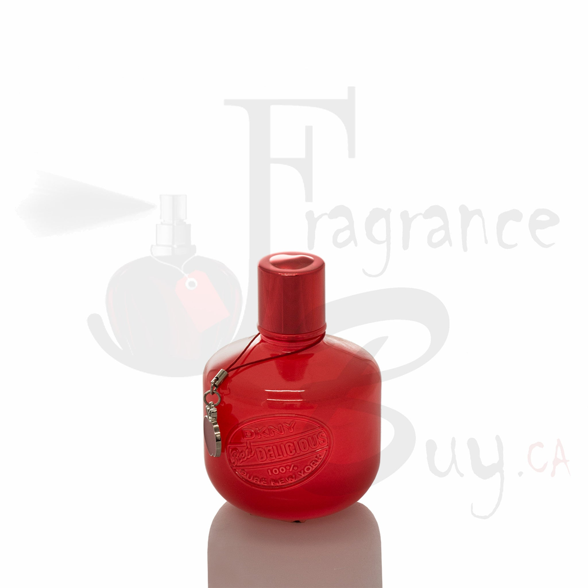 DKNY Be Delicious Charming Red For Woman