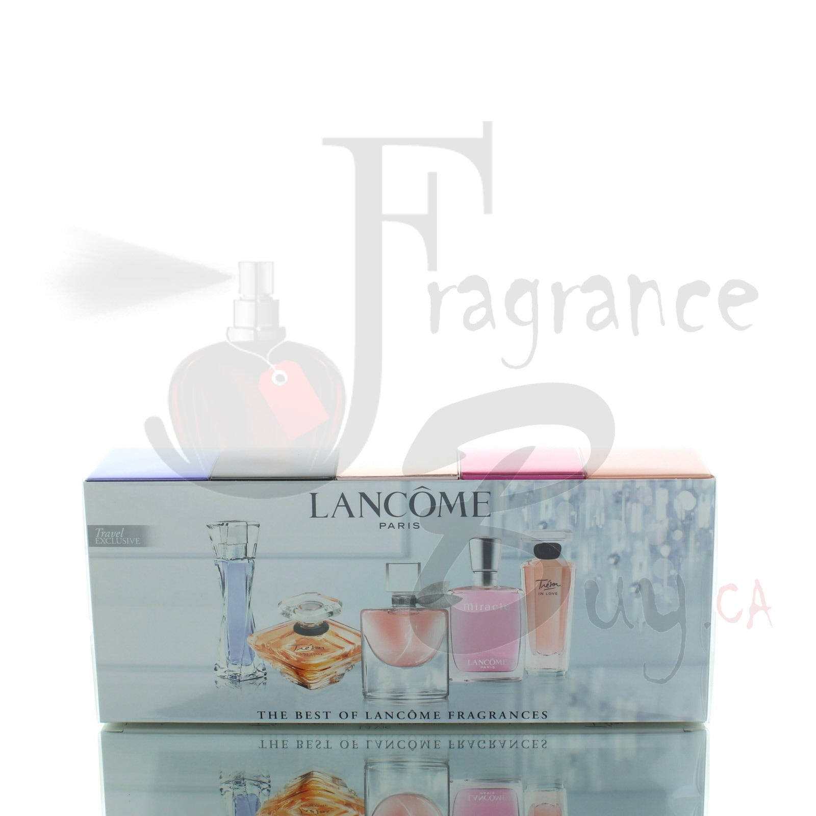 Lancome Miniature Gift Set For Woman