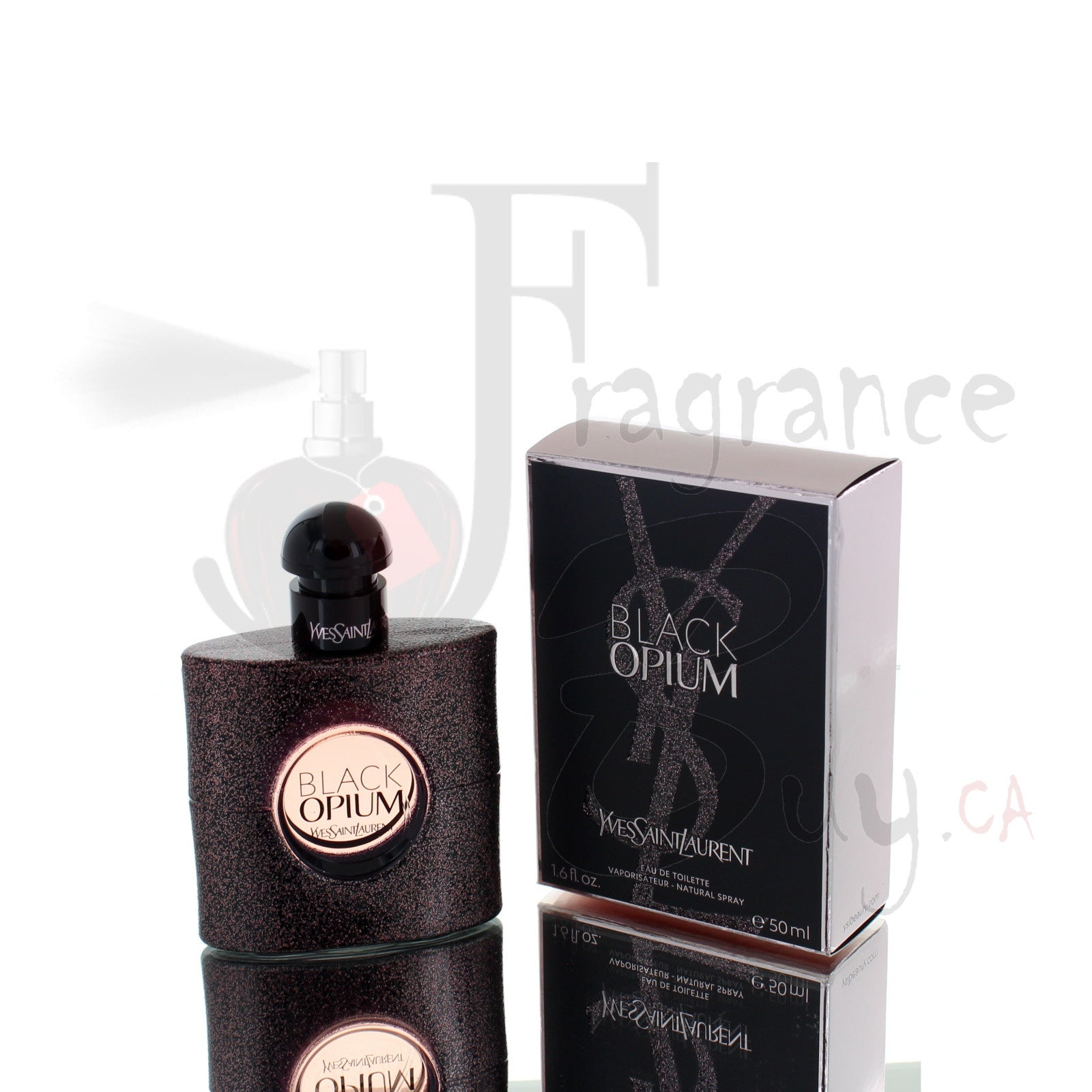 YvesSaintLaurent YSL Black Opium For Woman