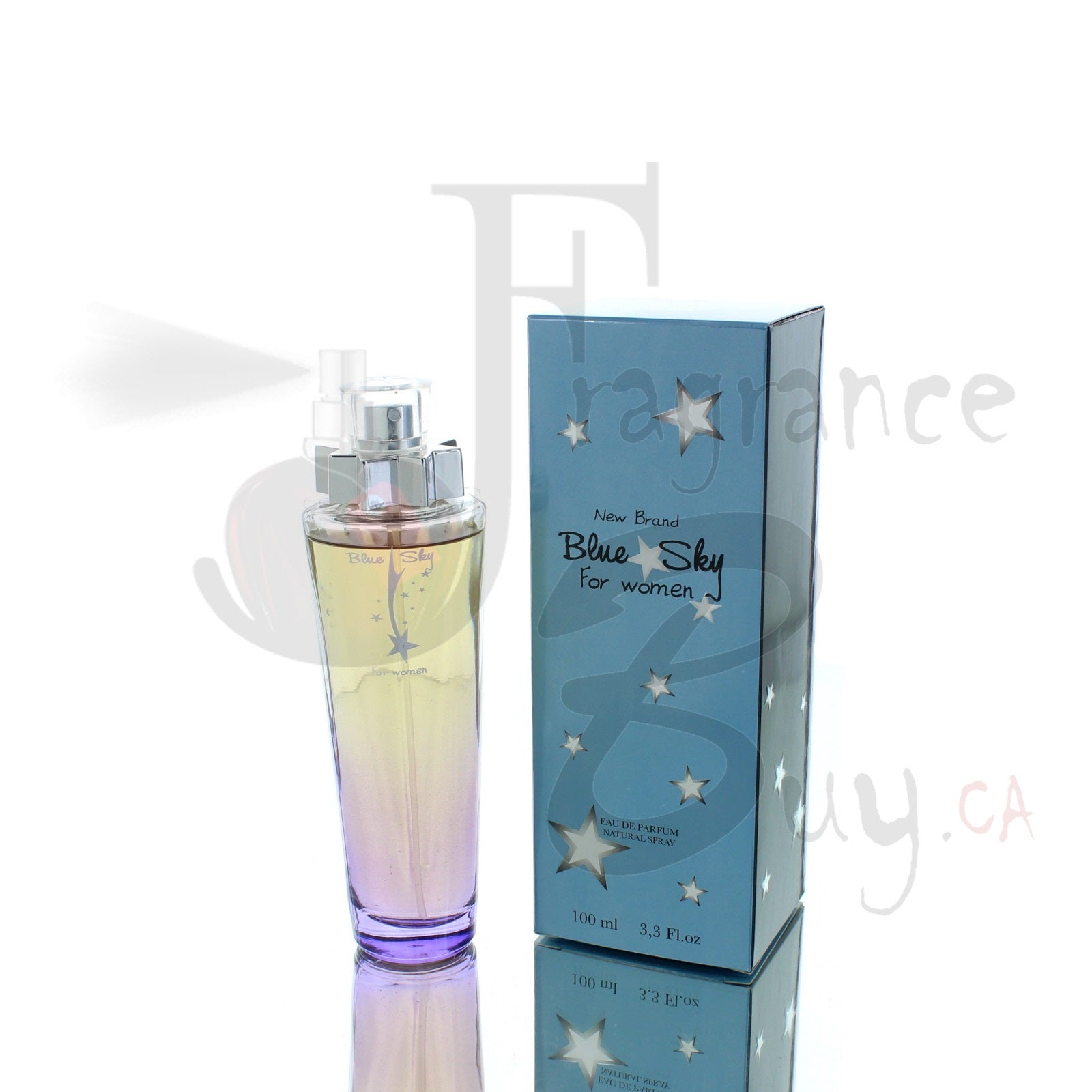 Blue Sky by New Brand (Angel Twist) For Woman